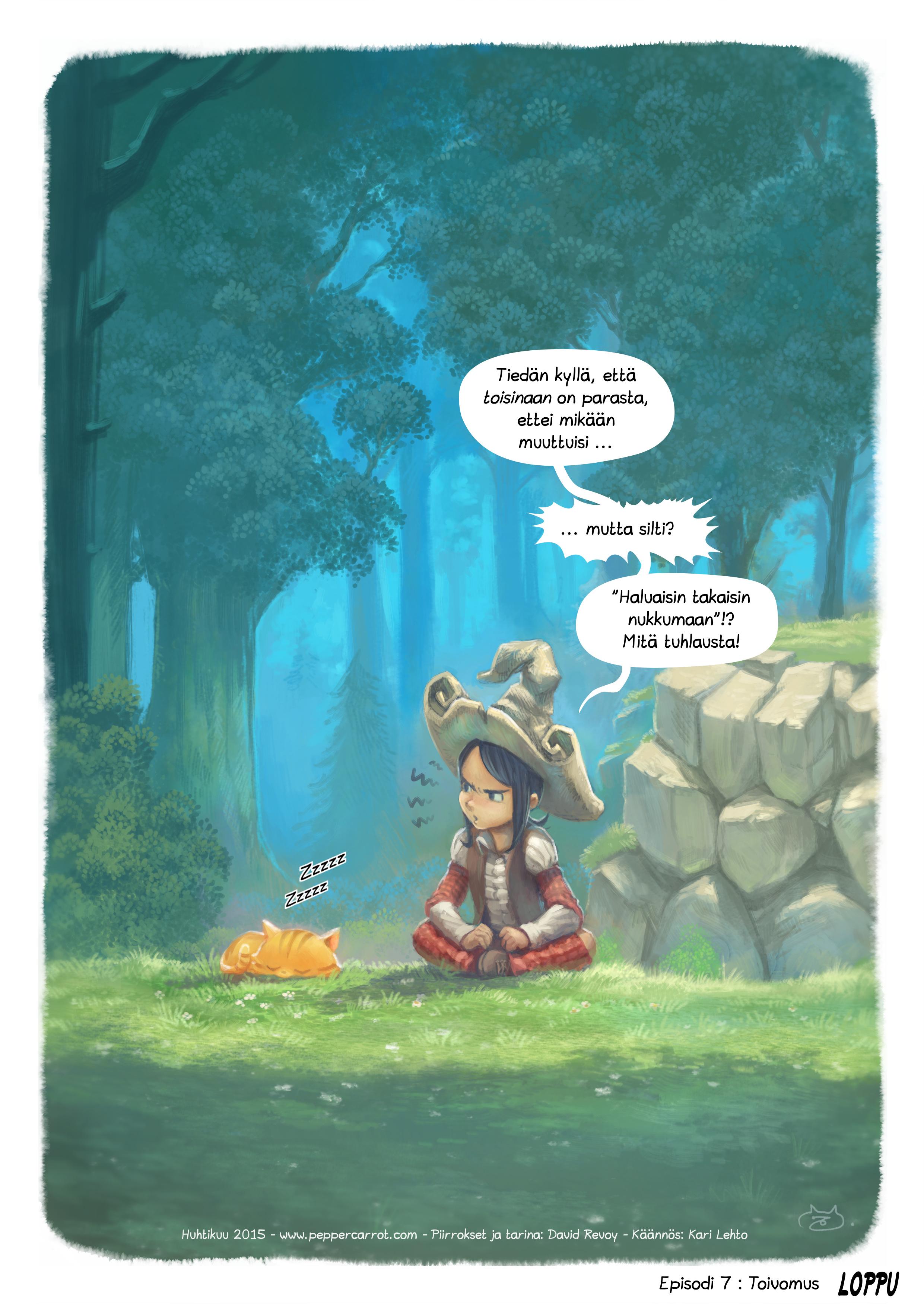 Episodi 7: Toivomus, Page 5