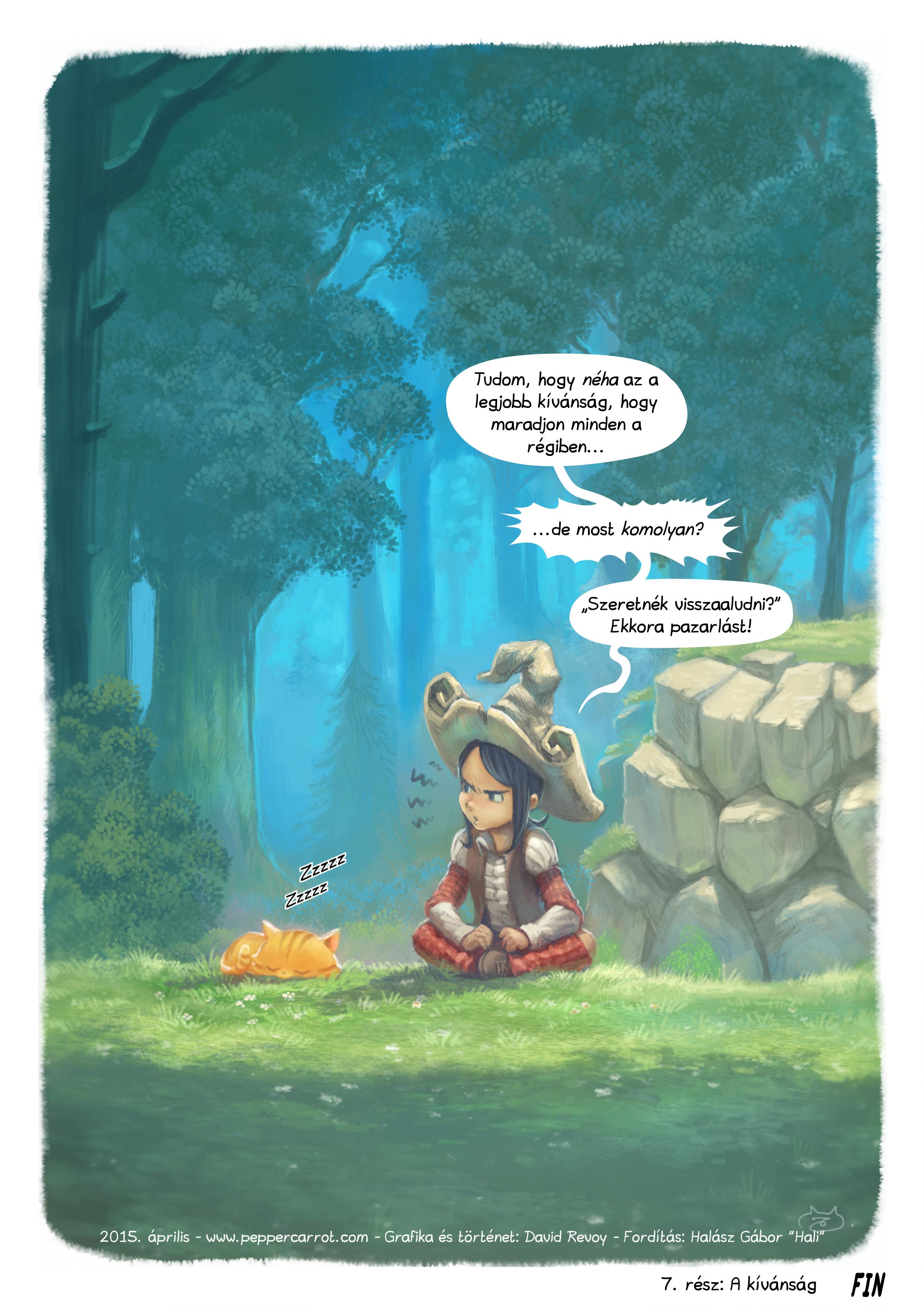 7. rész: A kívánság, Page 5