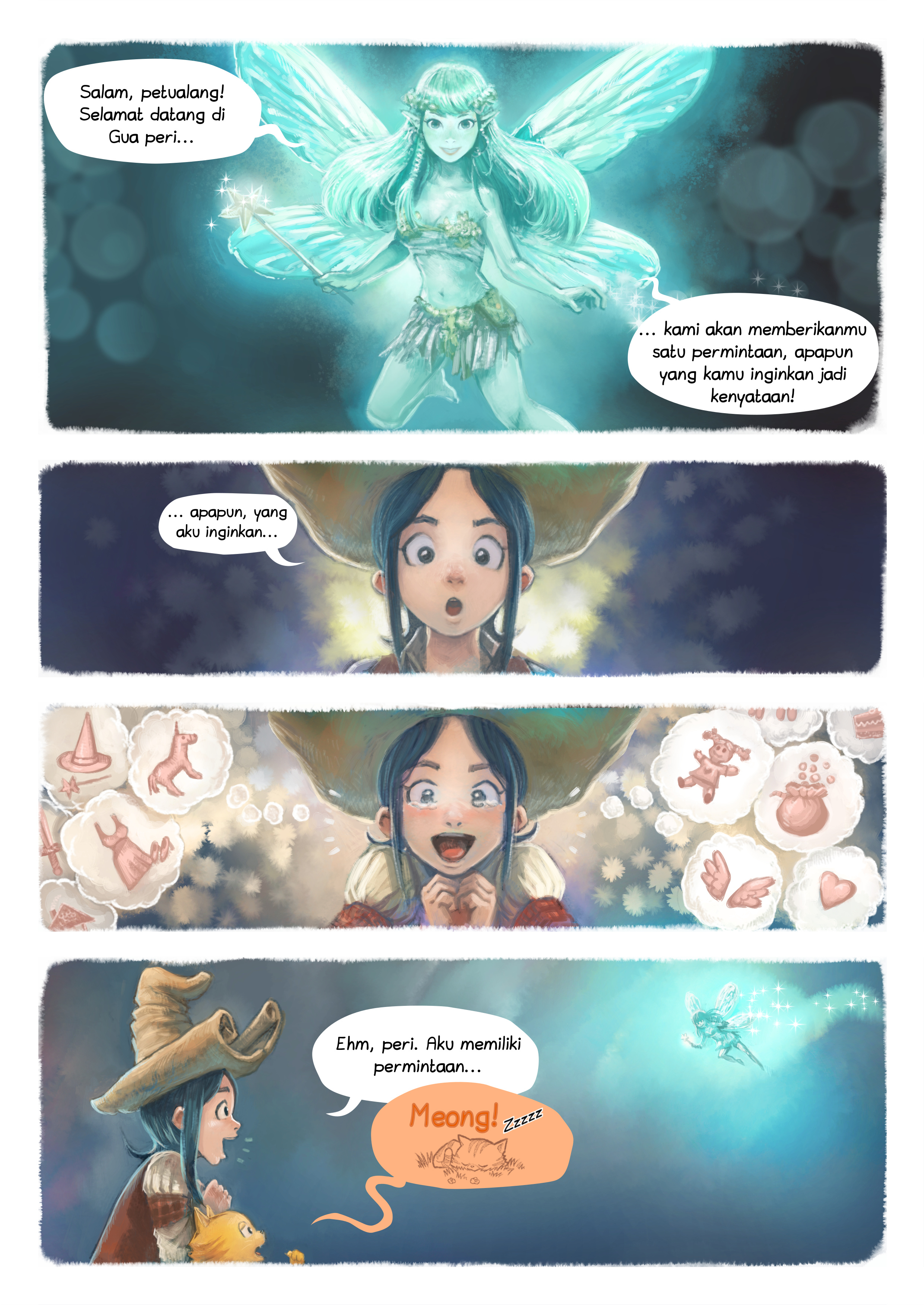 Episode 7: Permintaan, Page 4