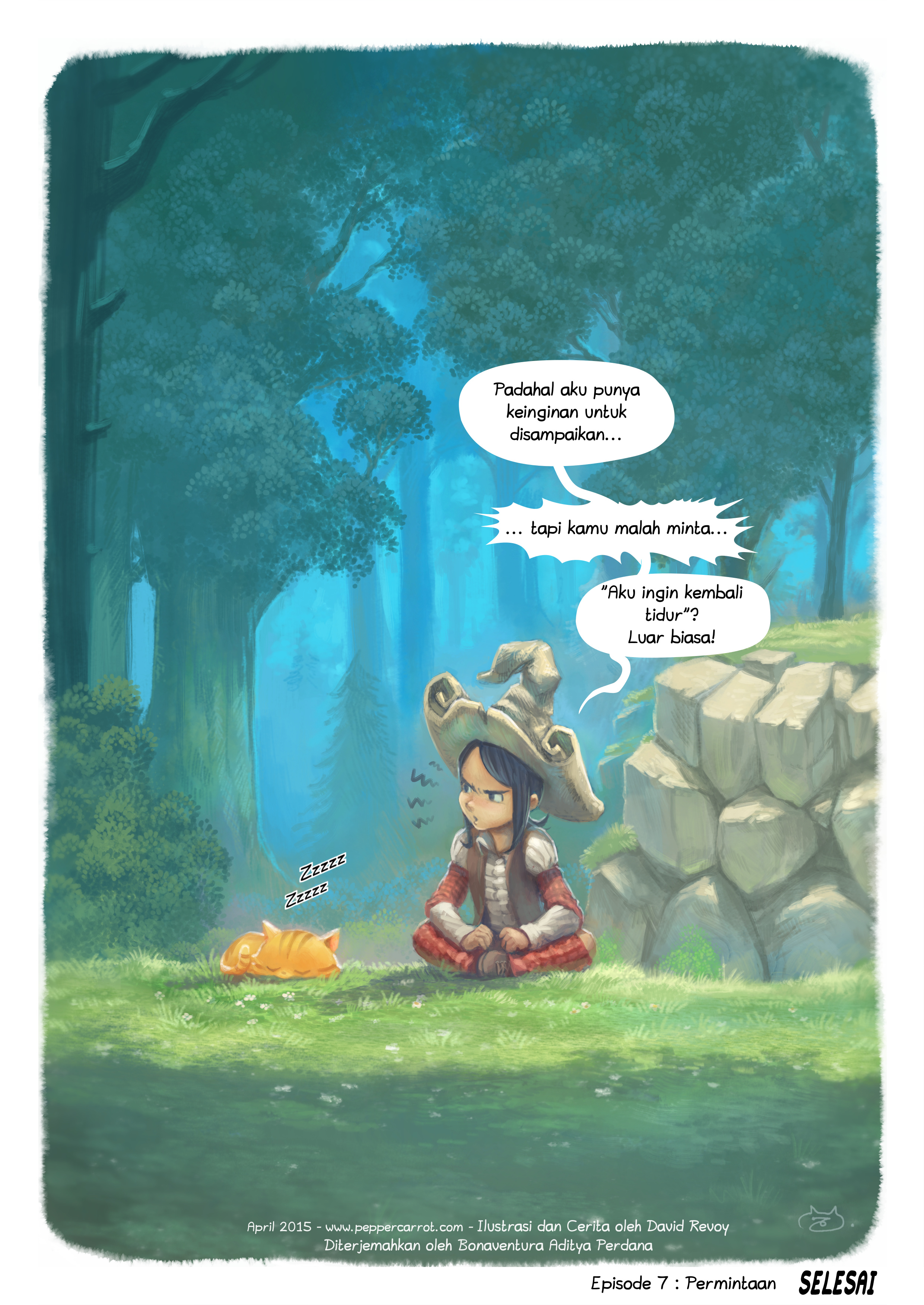 Episode 7: Permintaan, Page 5