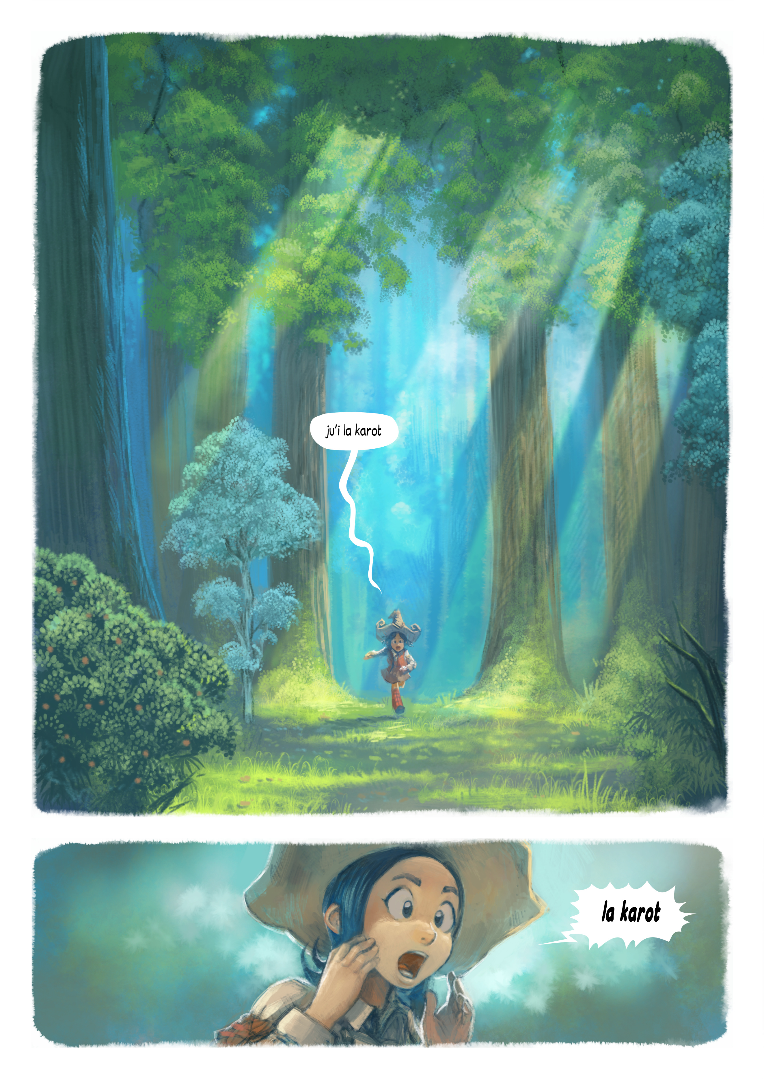 i 7 mo'o lisri le se djica, Page 1
