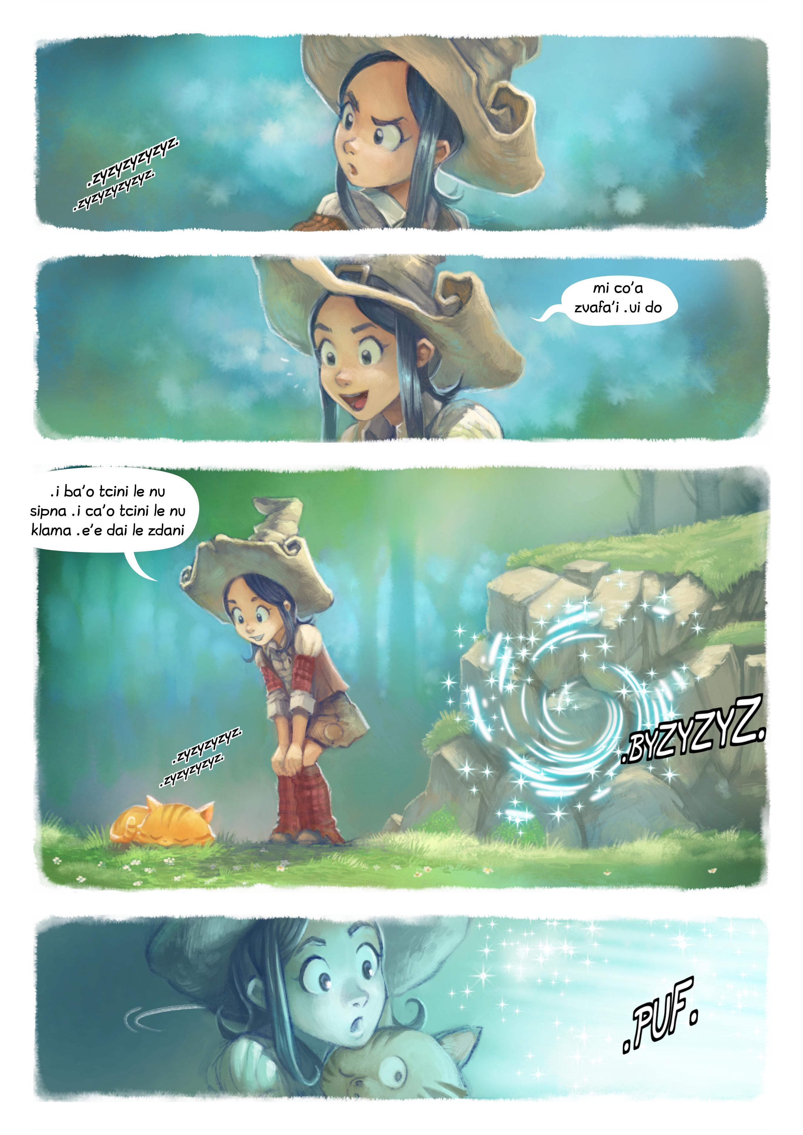 i 7 mo'o lisri le se djica, Page 2