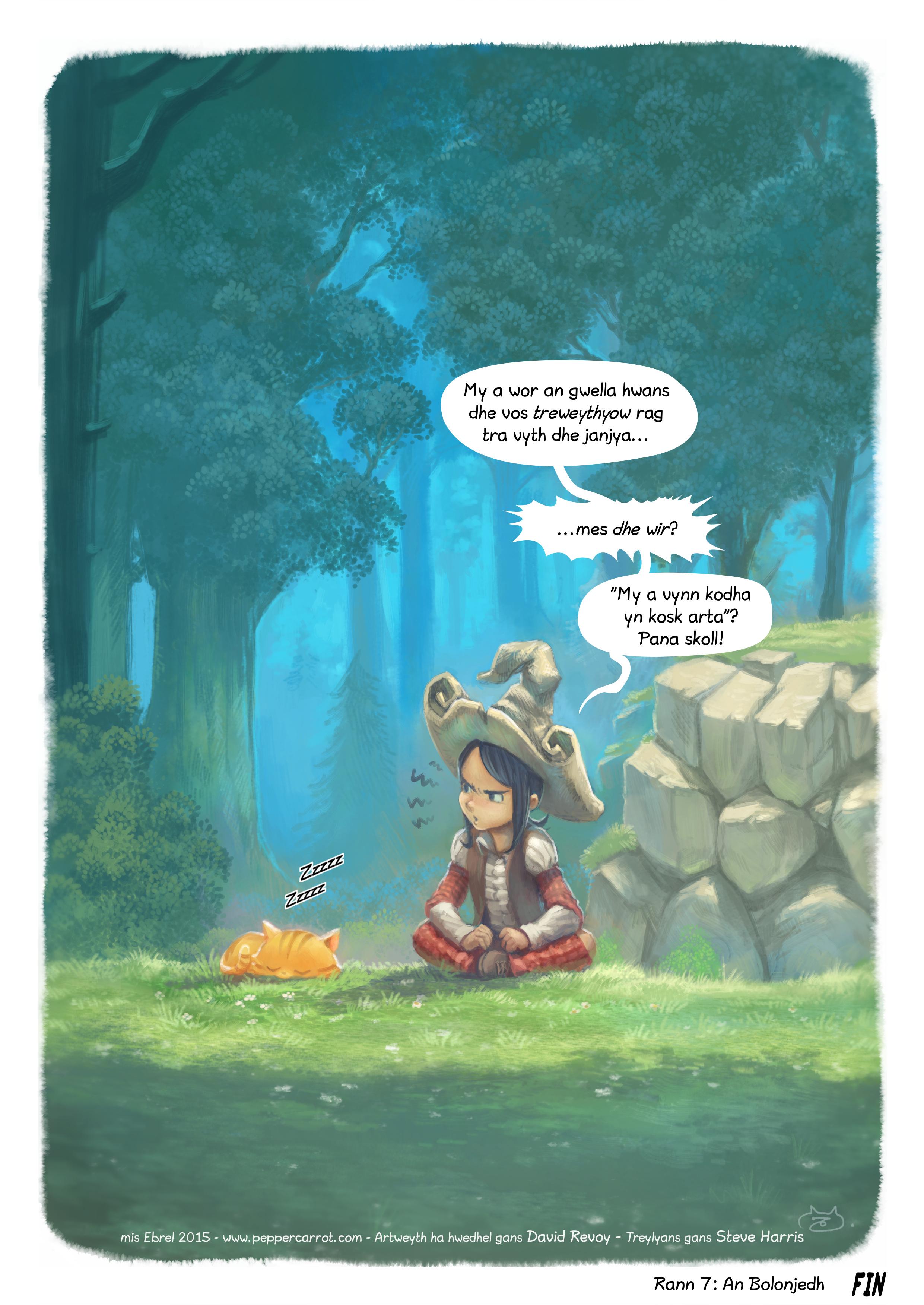 Rann 7: An Bolonjedh, Page 5