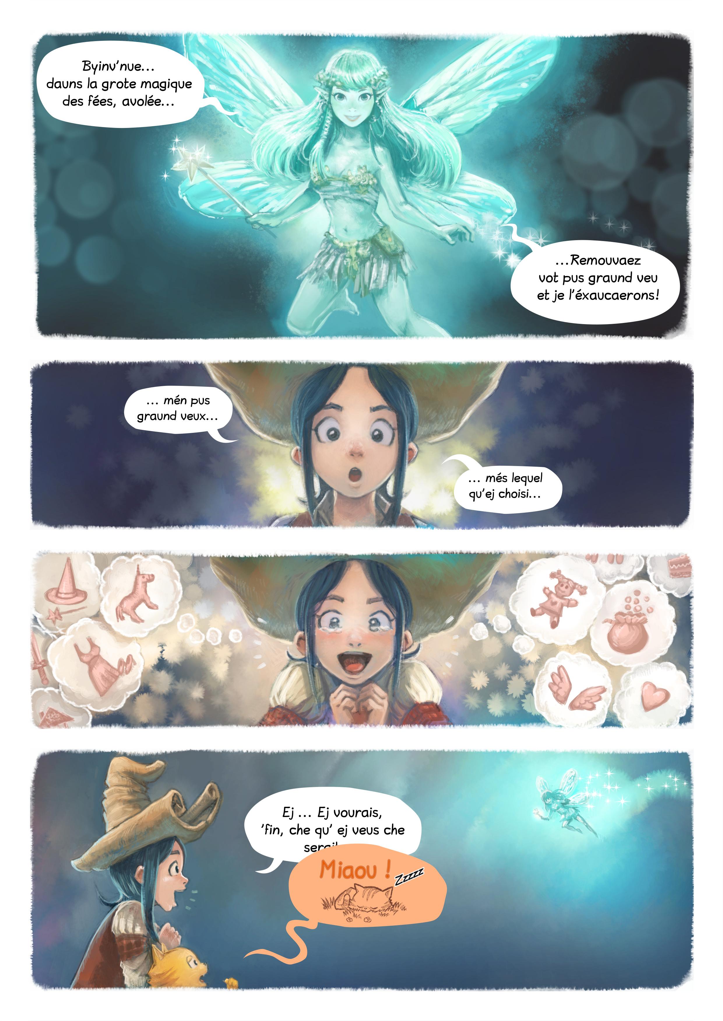 Histouère 7 : Lé veu, Page 4