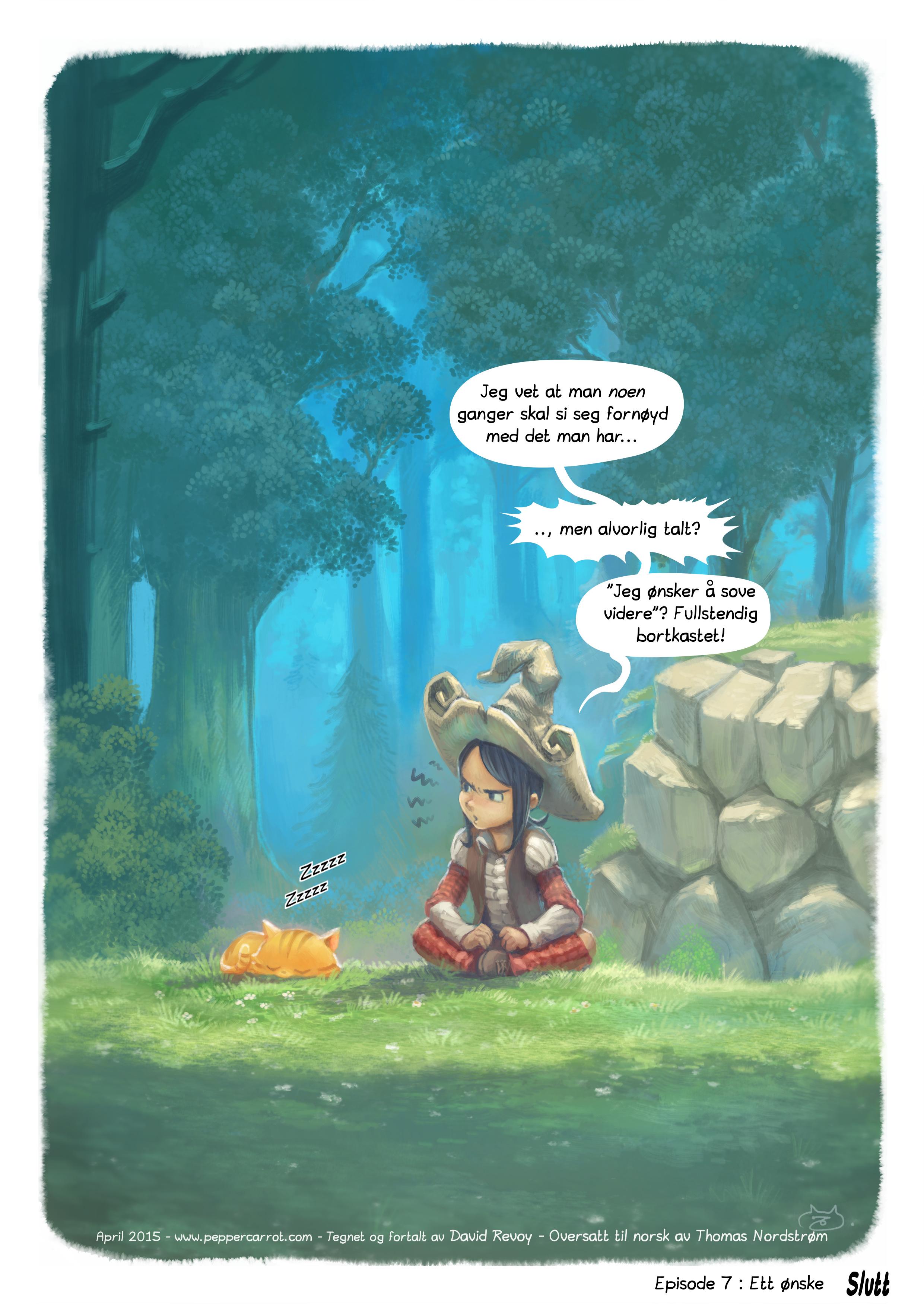 Episode 7: Ett ønske, Page 5