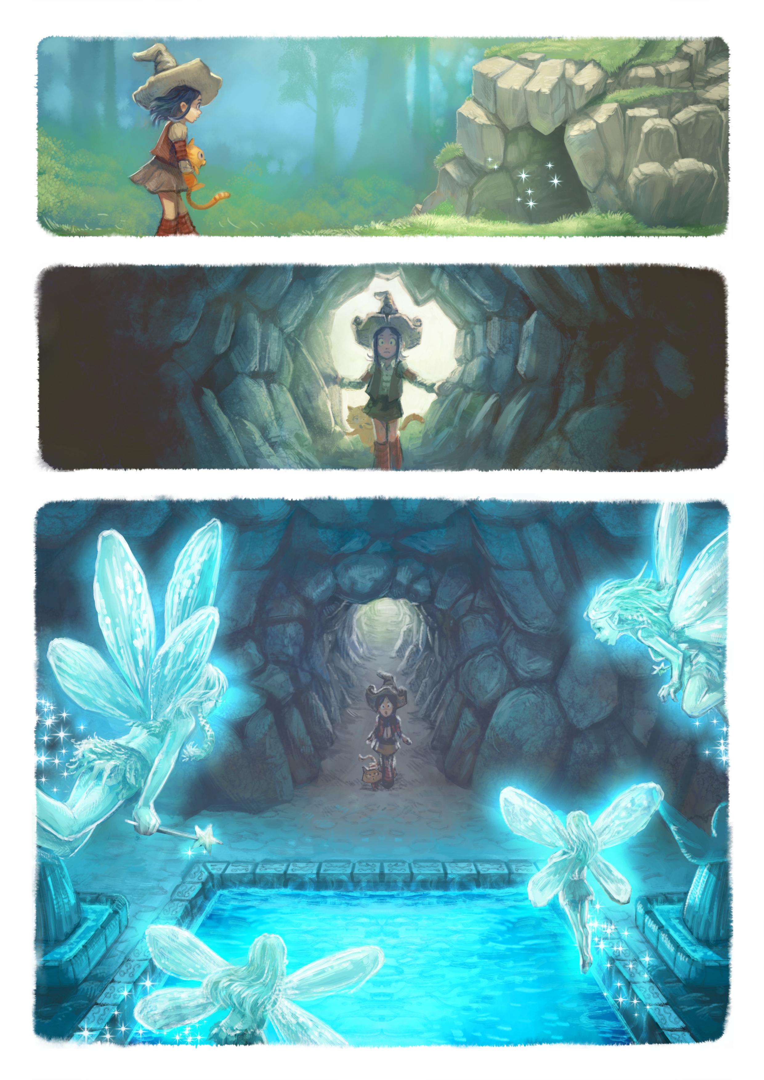 Odcinek 7: Życzenie, Page 3