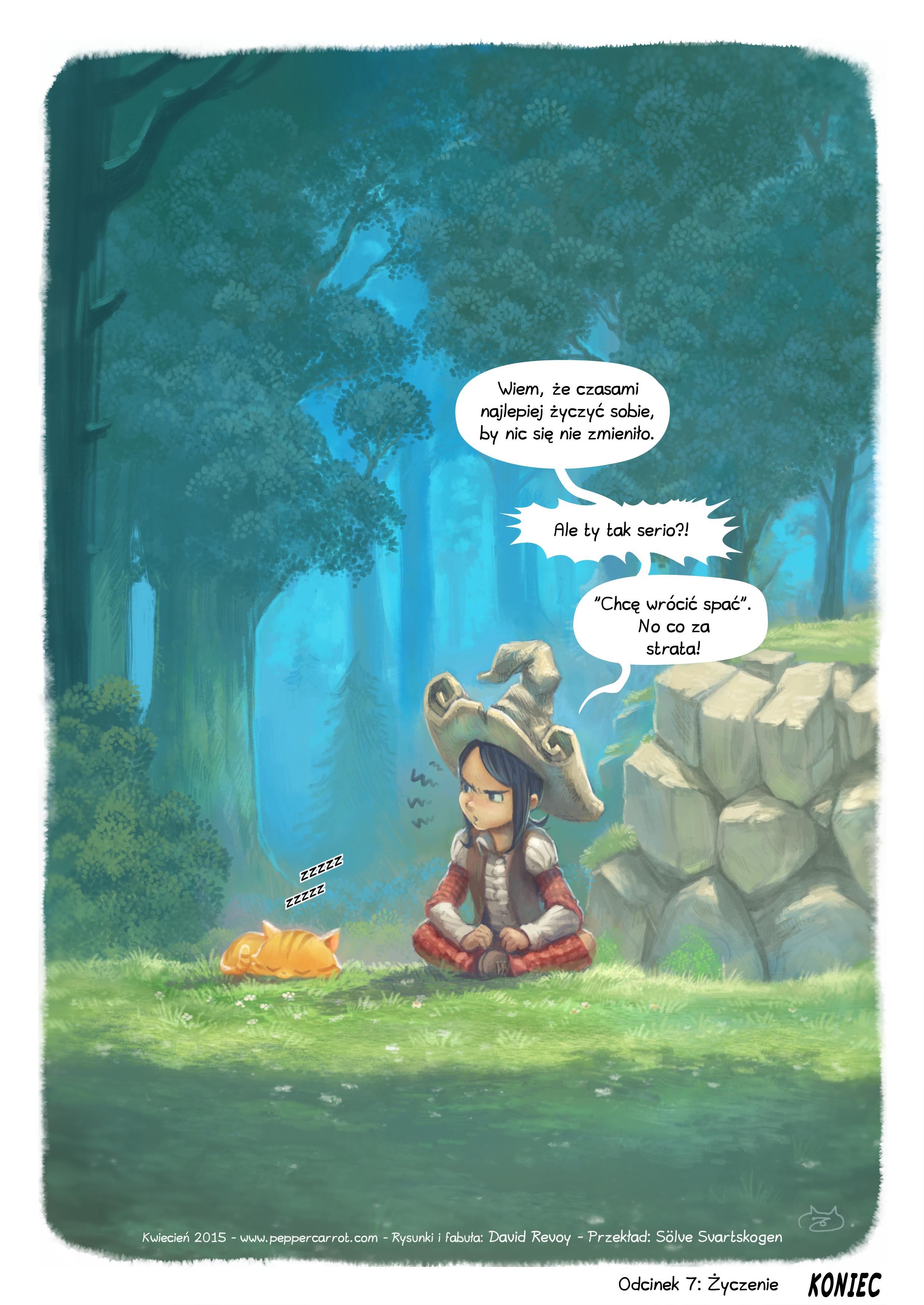 Odcinek 7: Życzenie, Page 5