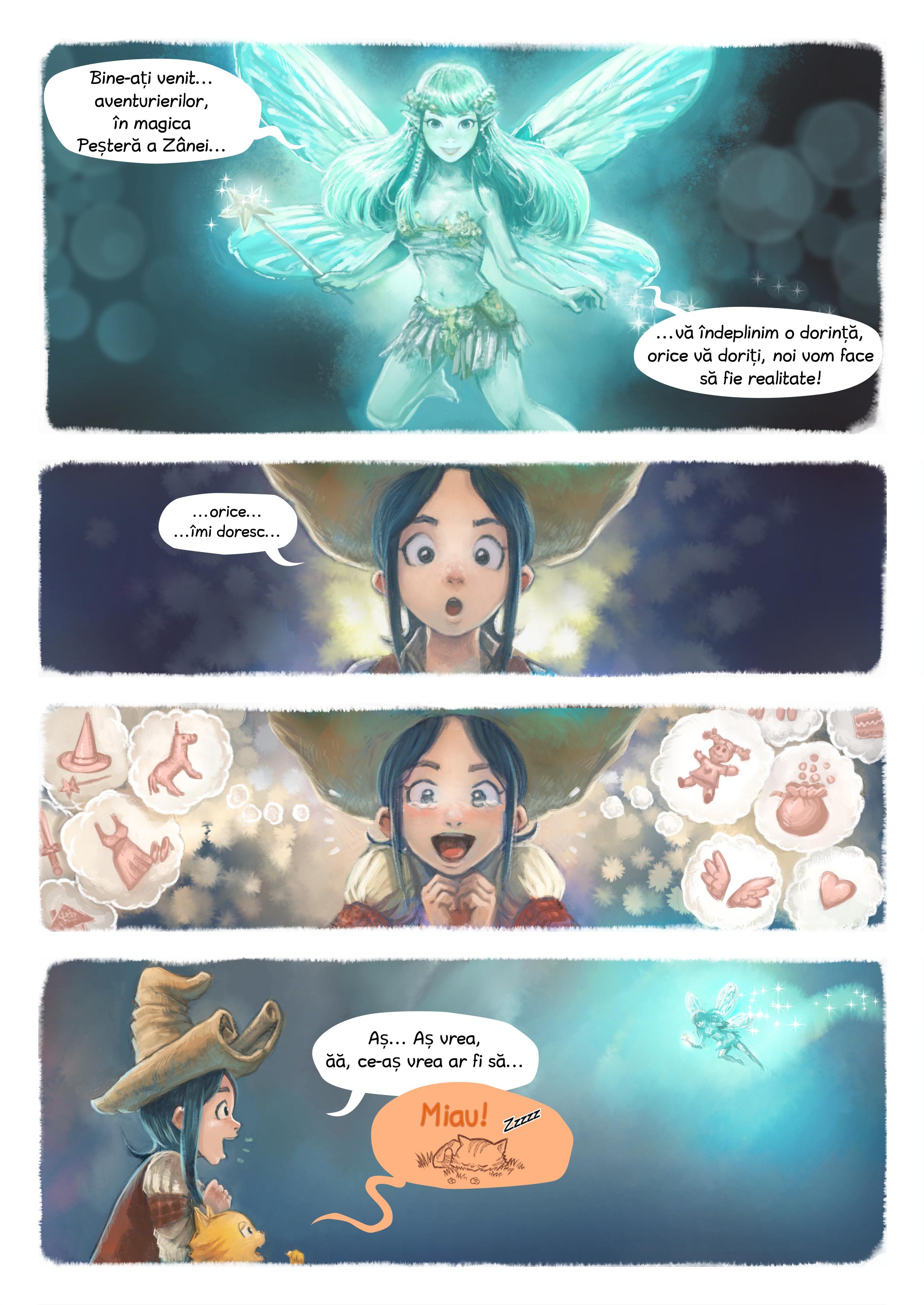 Episodul 7: Dorința, Page 4