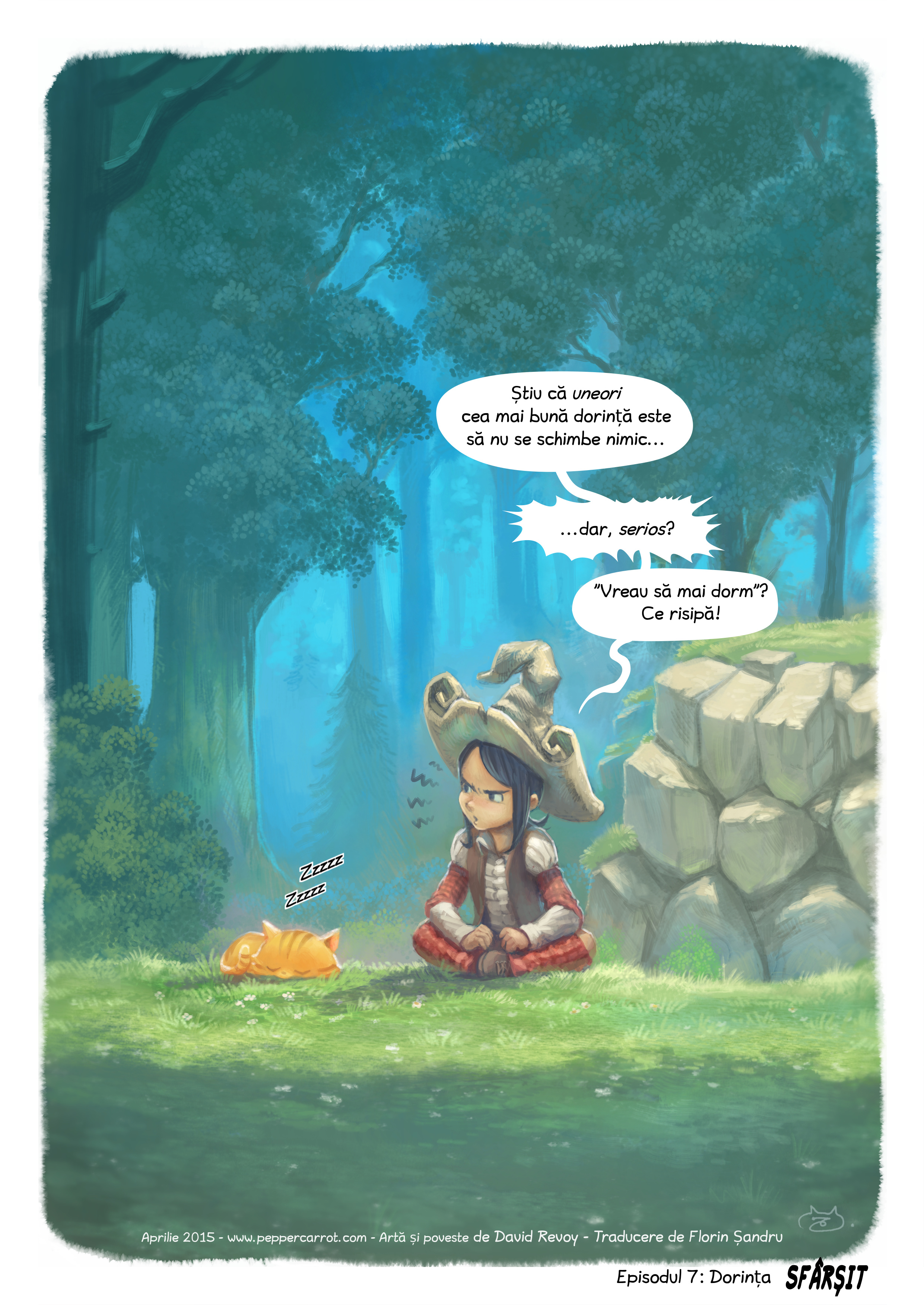Episodul 7: Dorința, Page 5