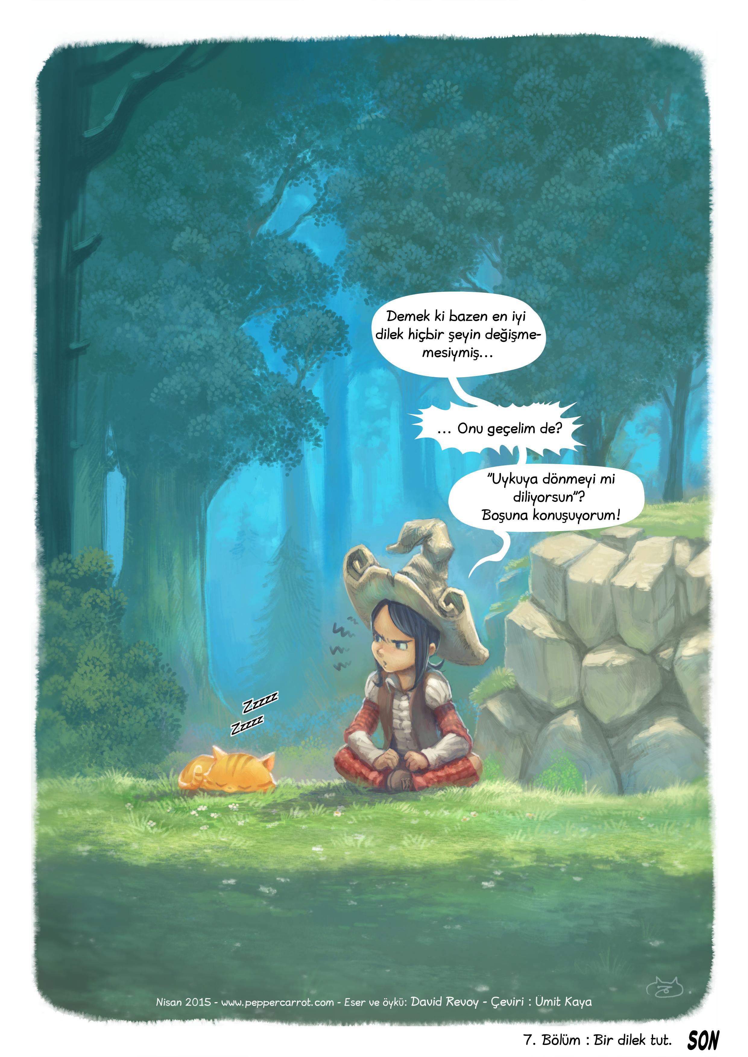 7. Bölüm : Bir dilek tut, Page 5
