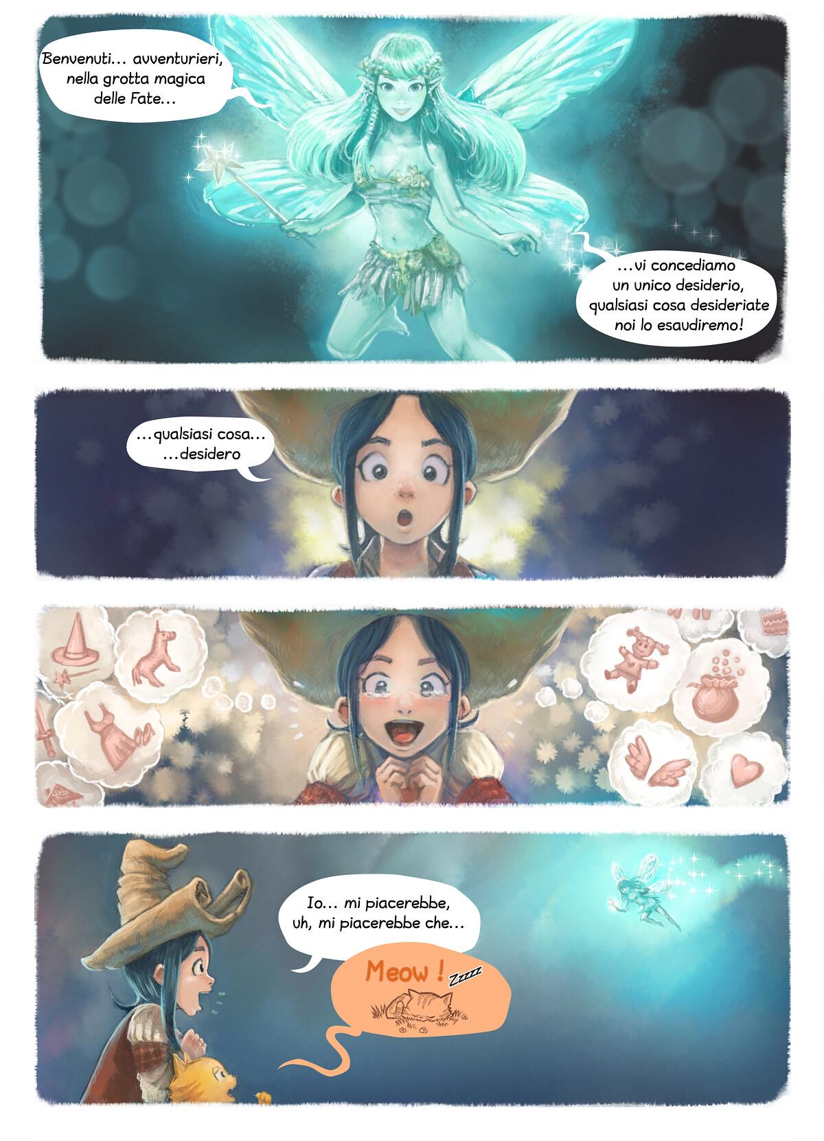 Episodio 7: Il Desiderio, Page 4