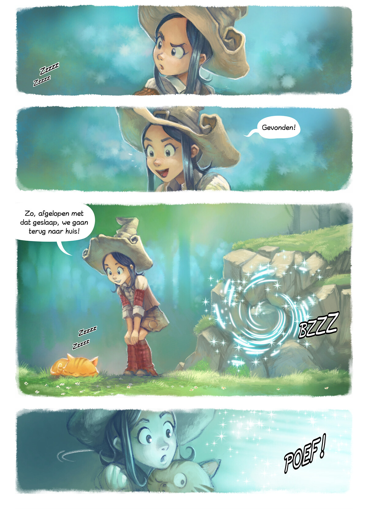 Aflevering 7: De wens, Page 2
