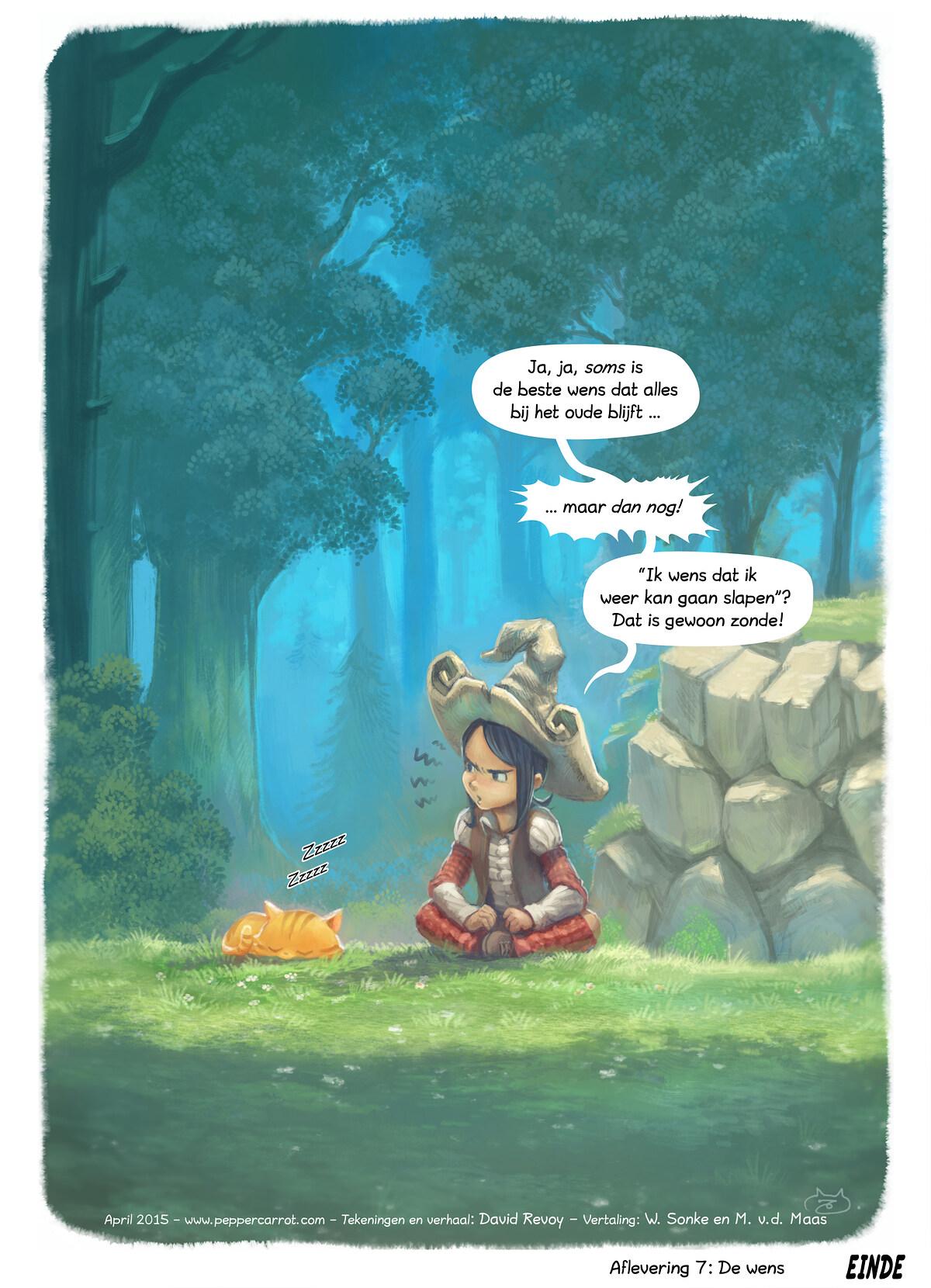 Aflevering 7: De wens, Page 5