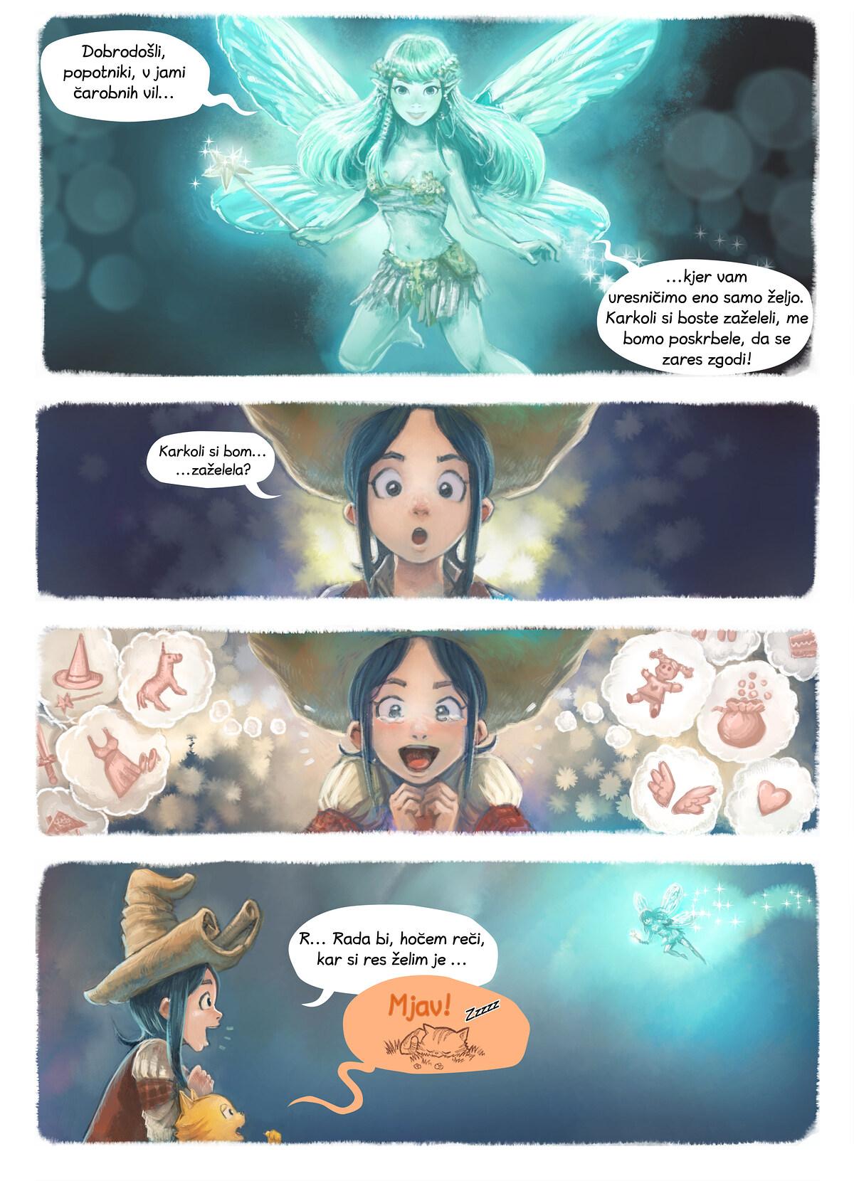 Epizoda 7: Želja, Page 4