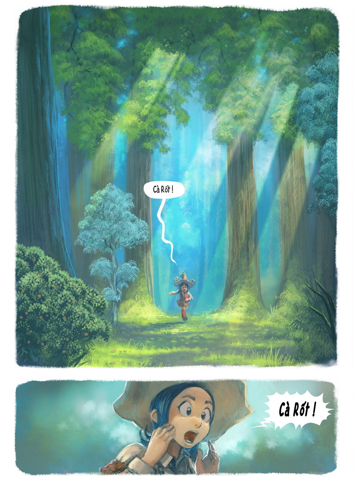 Tập 7: Điều Ước, Trang 1