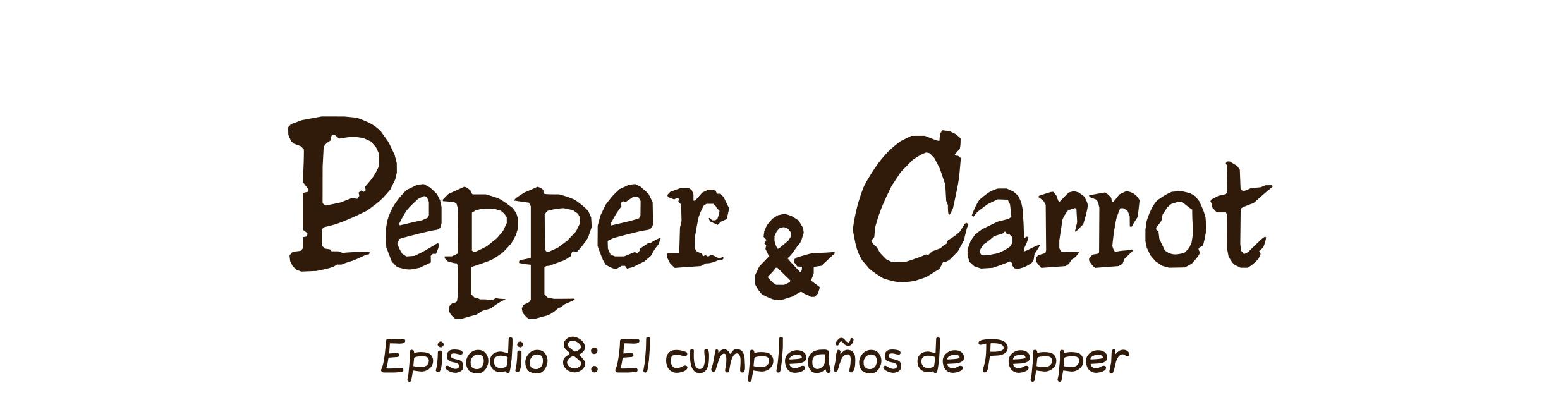 Episodio 8: El cumpleaños de Pepper