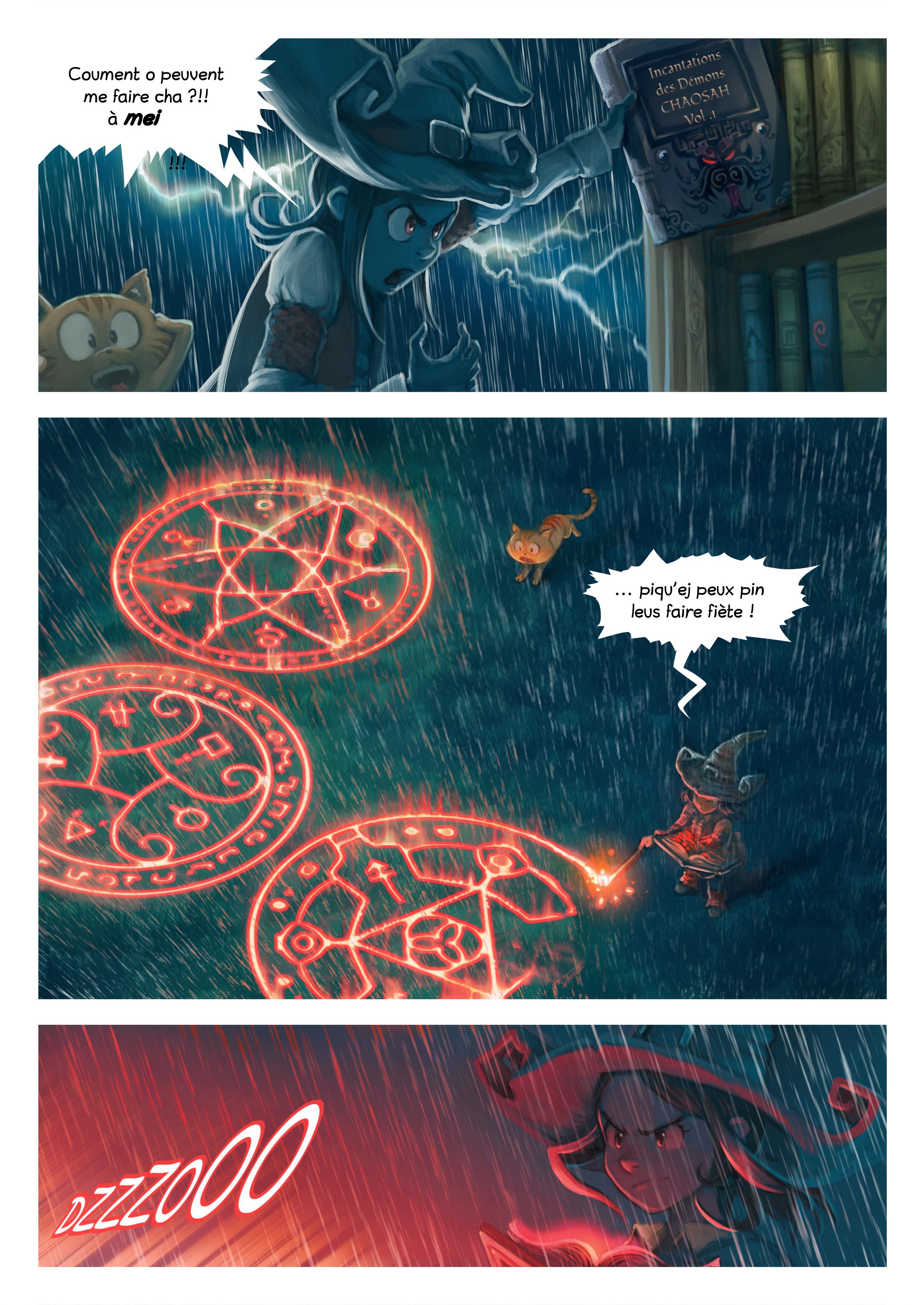 Histouère 8 : L'annivèrsaire dé Pepper, Page 5
