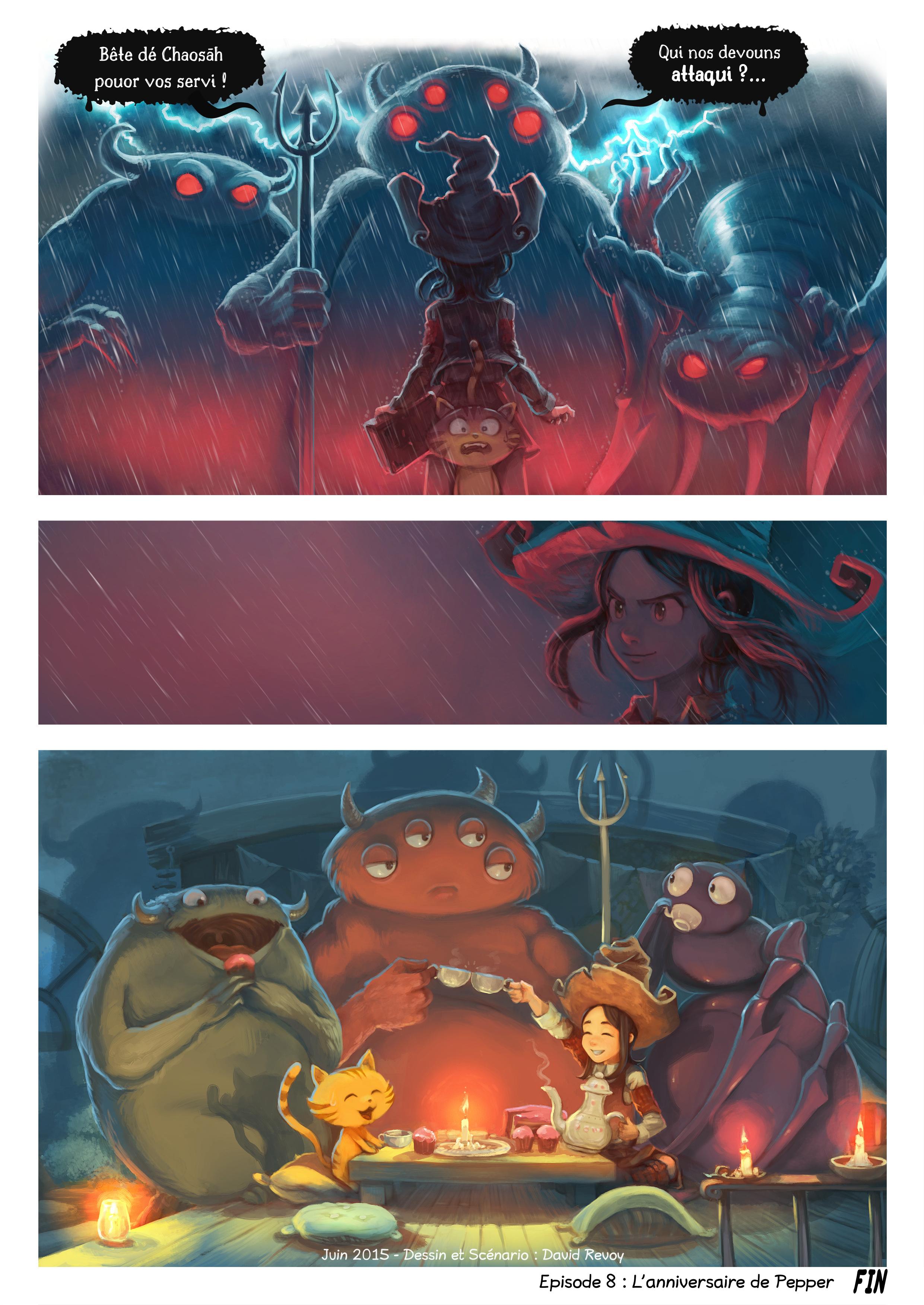 Histouère 8 : L'annivèrsaire dé Pepper, Page 6