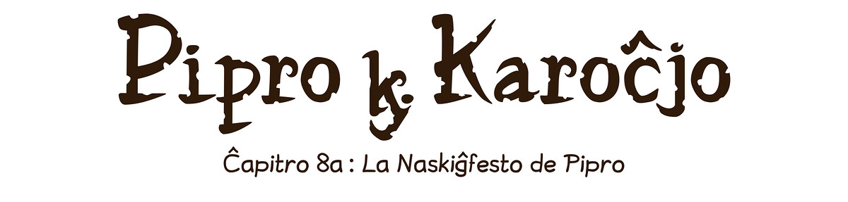 A webcomic page of Pepper&Carrot, rakonto 8 [eo], paĝo 0