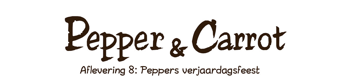 A webcomic page of Pepper&Carrot, aflevering 0 , pagina 0