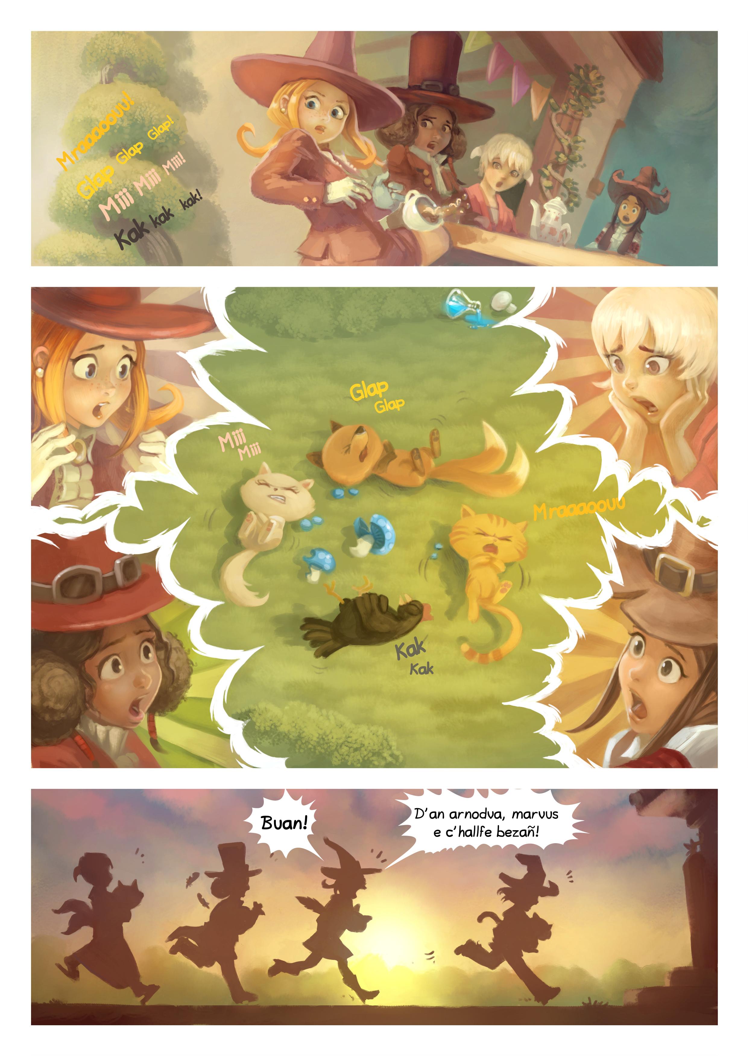 Rann 9: Al louzoù, Page 5