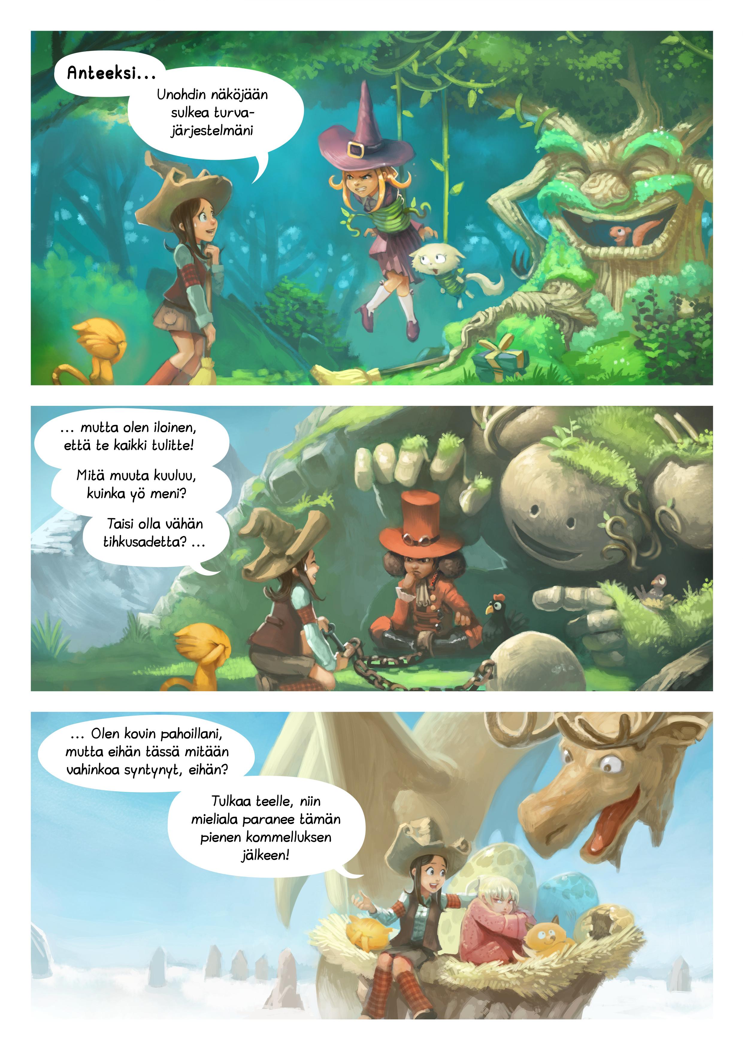 Episodi 9: Parannuskeino, Page 2