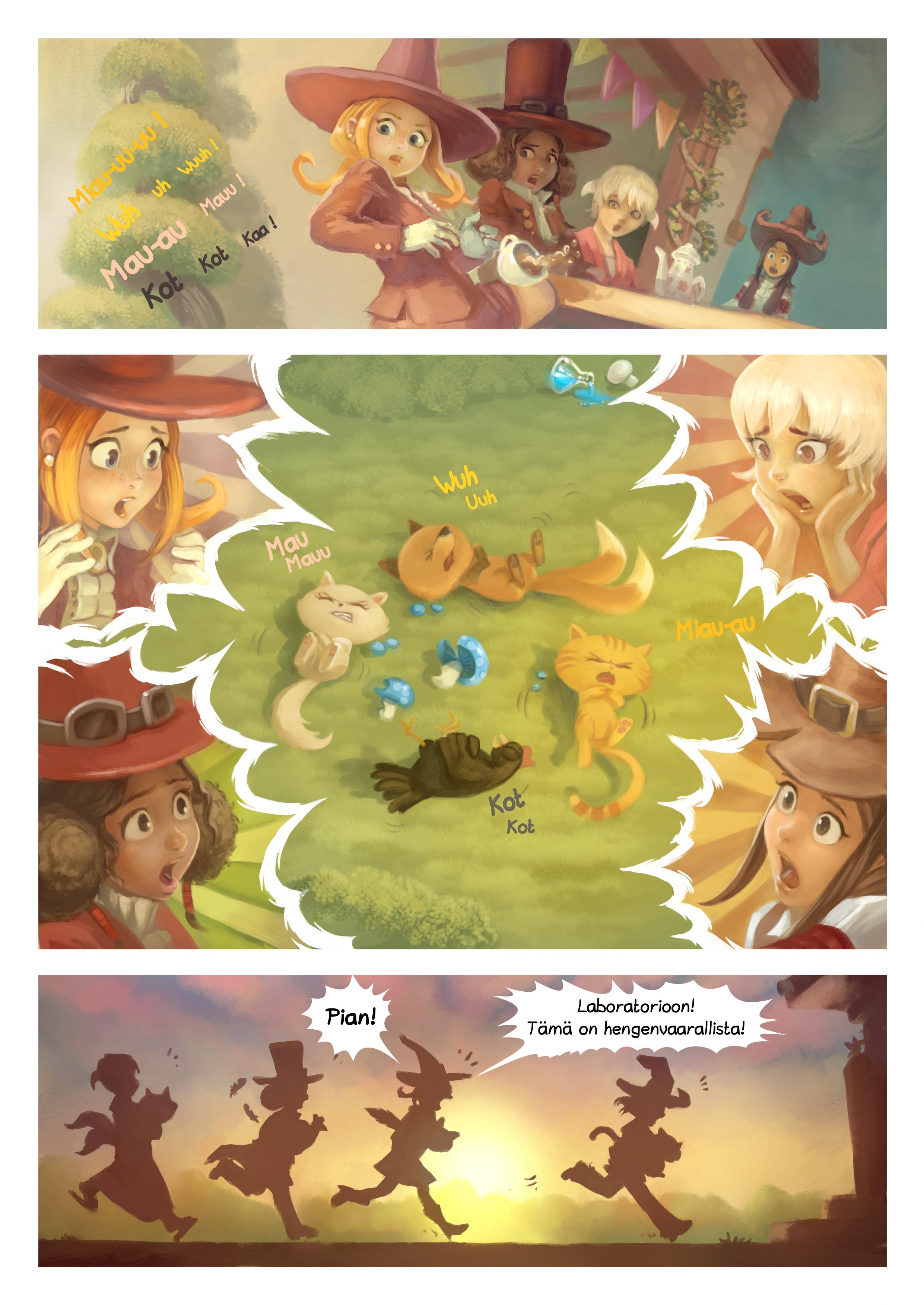 Episodi 9: Parannuskeino, Page 5