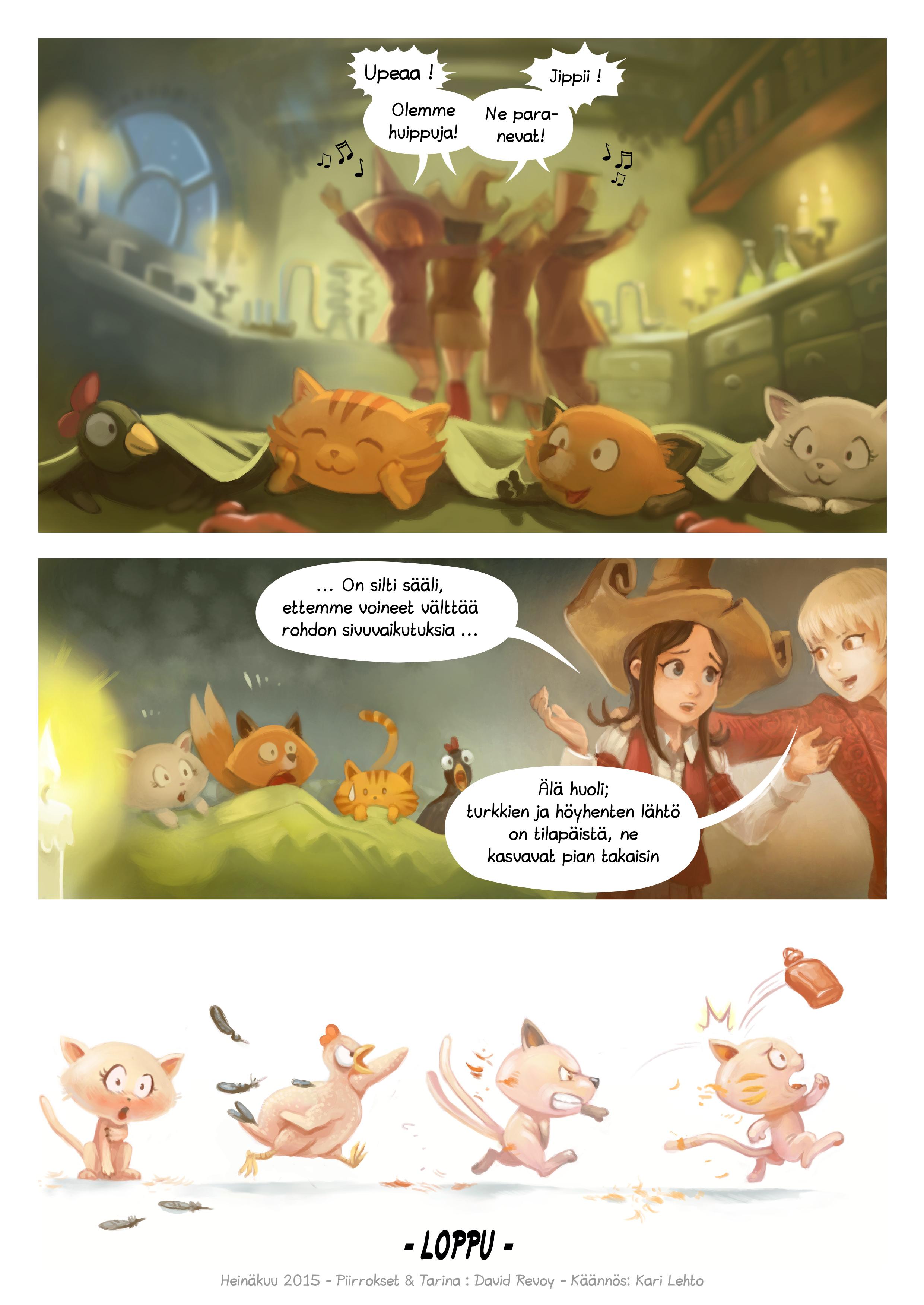 Episodi 9: Parannuskeino, Page 7