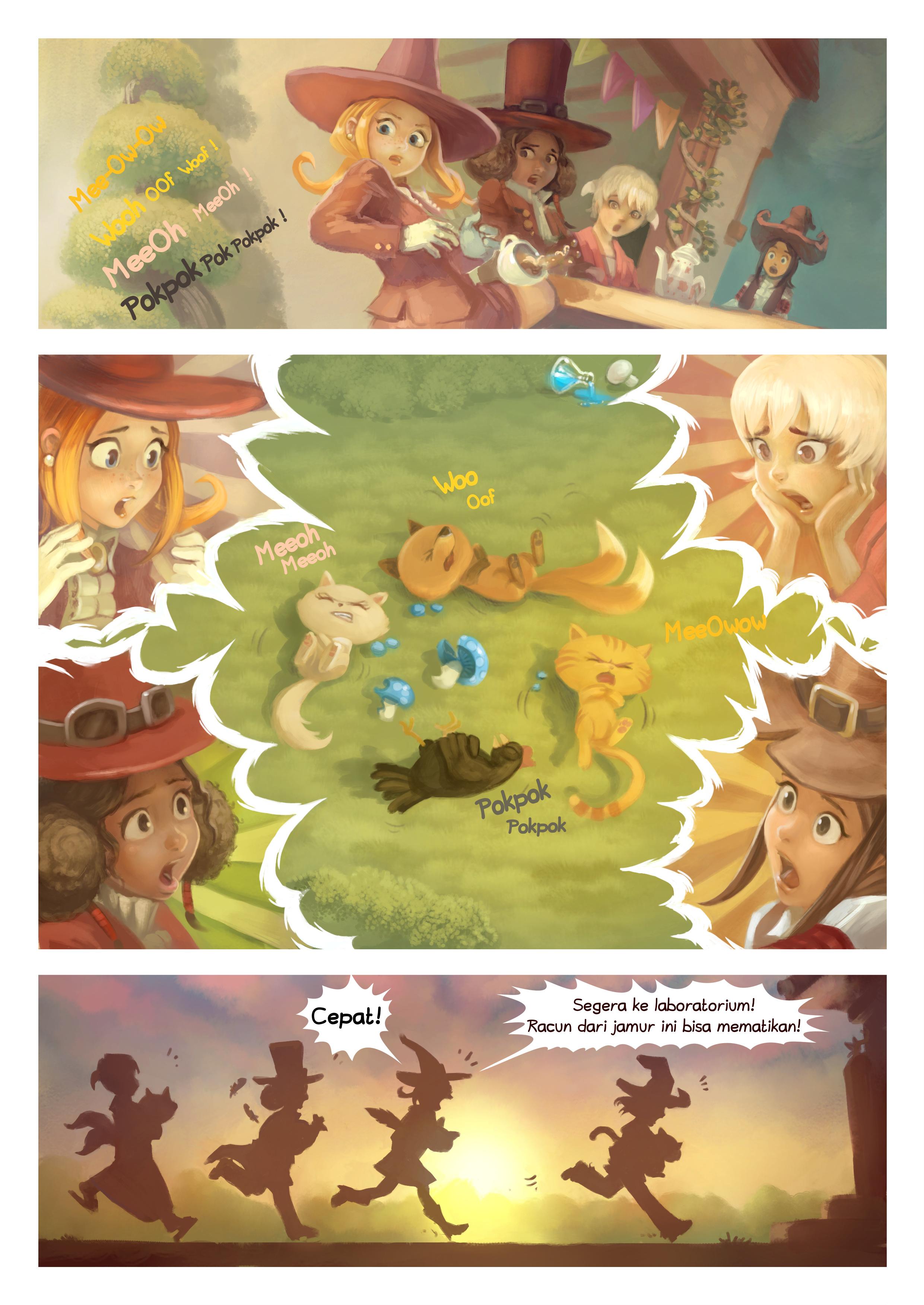 Episode 9: Pengobatan, Page 5