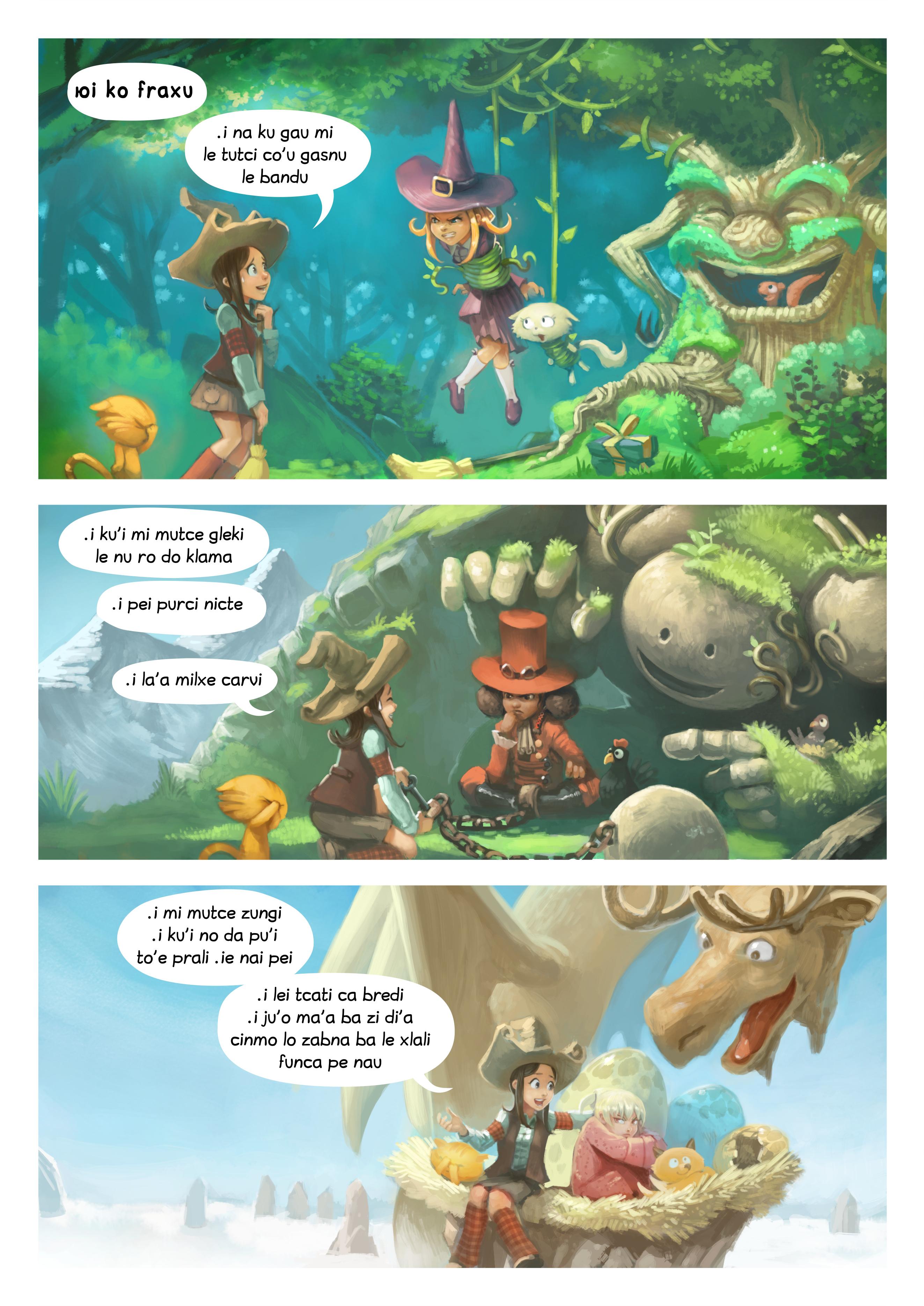 i 9 mo'o lisri le farmako, Page 2