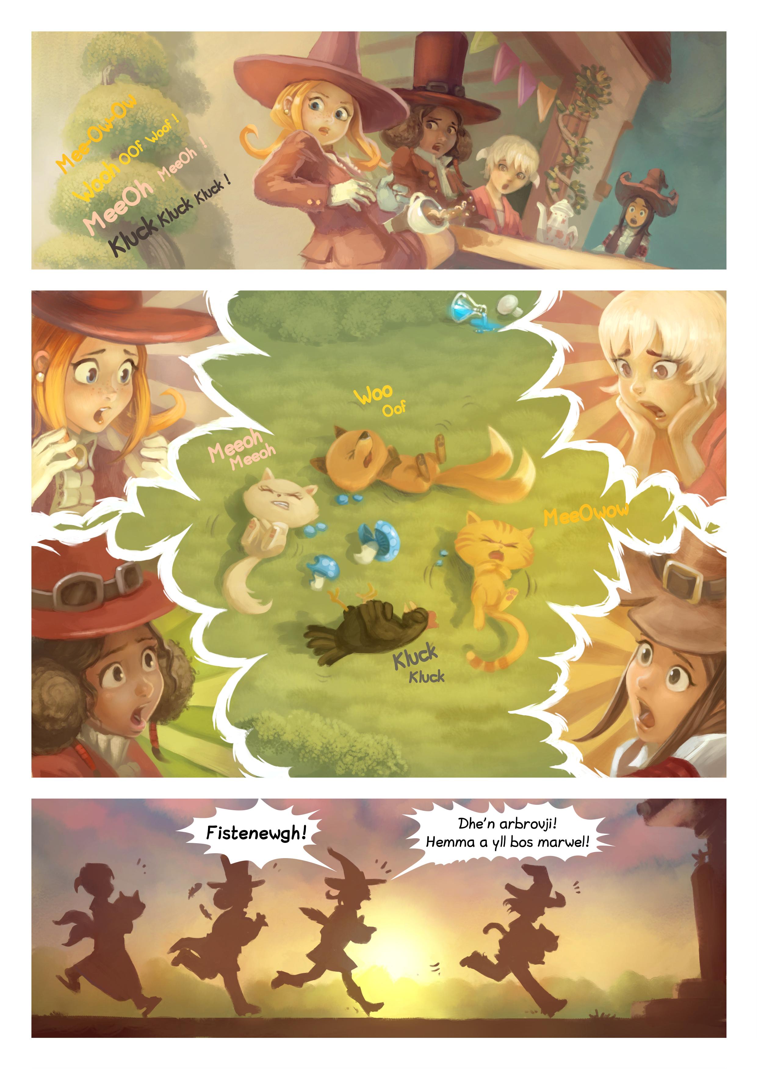 Rann 9: An Remedi, Page 5