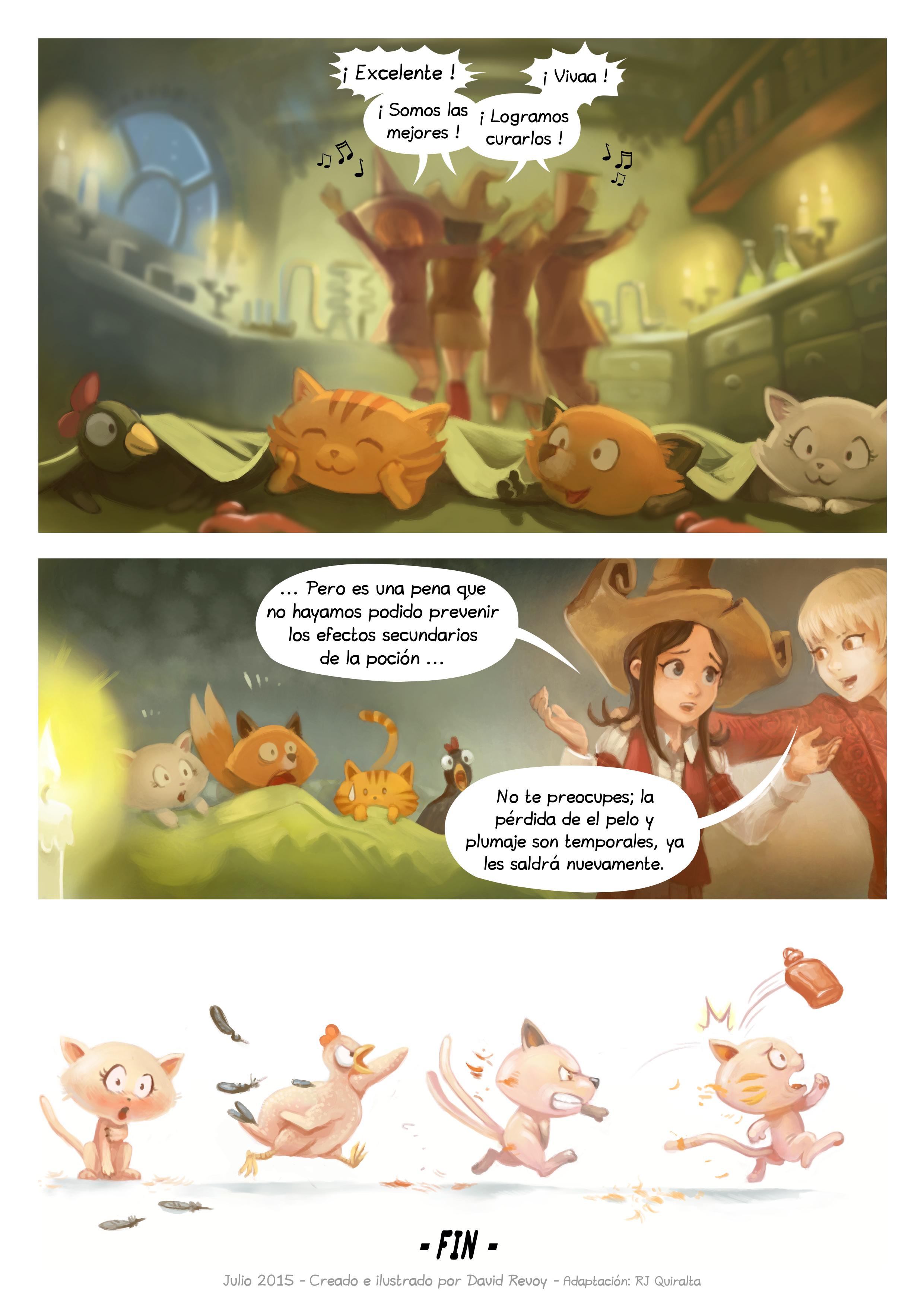 Episodio 9 : El Remedio, Page 7