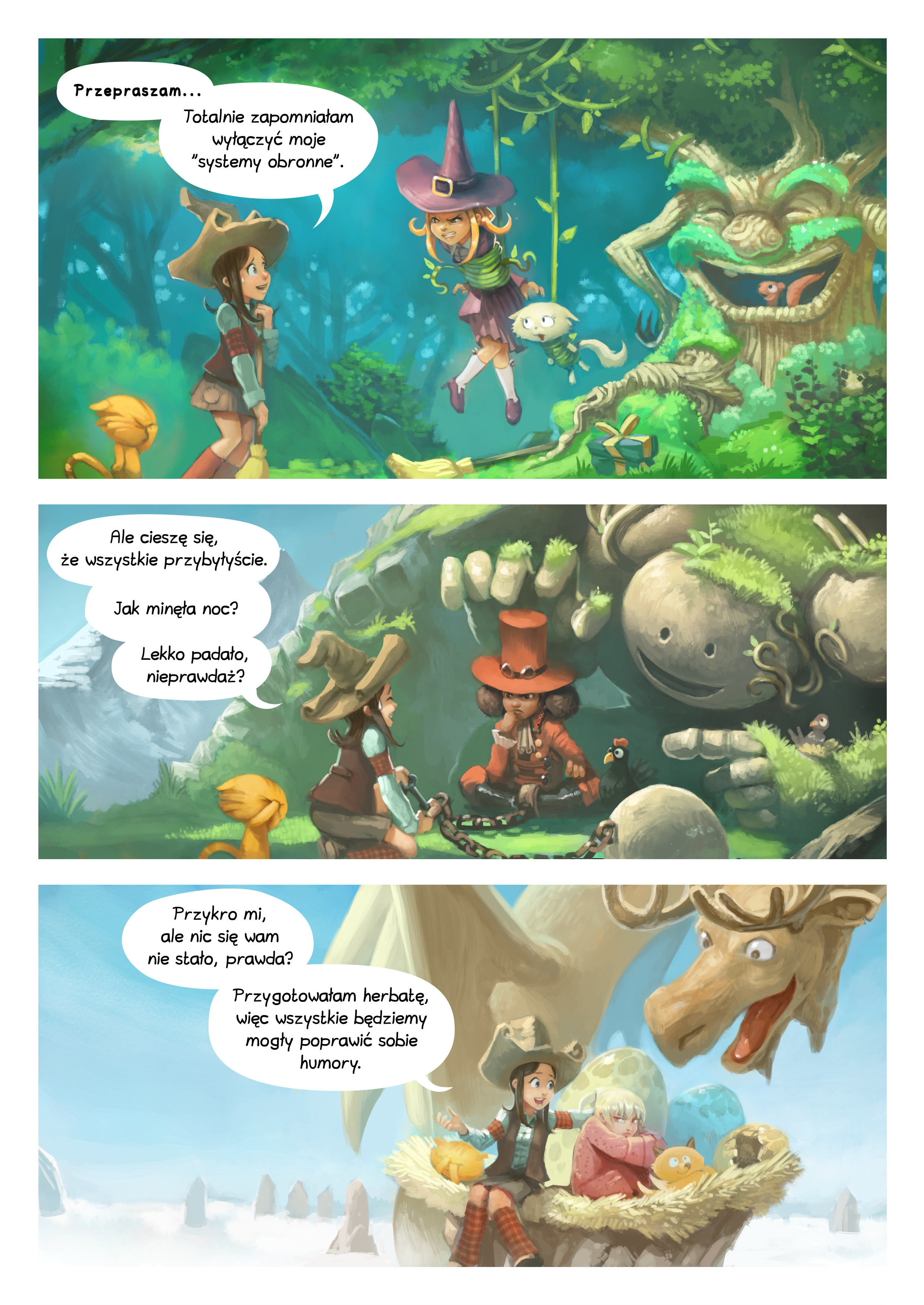 Odcinek 9: Lekarstwo, Page 2