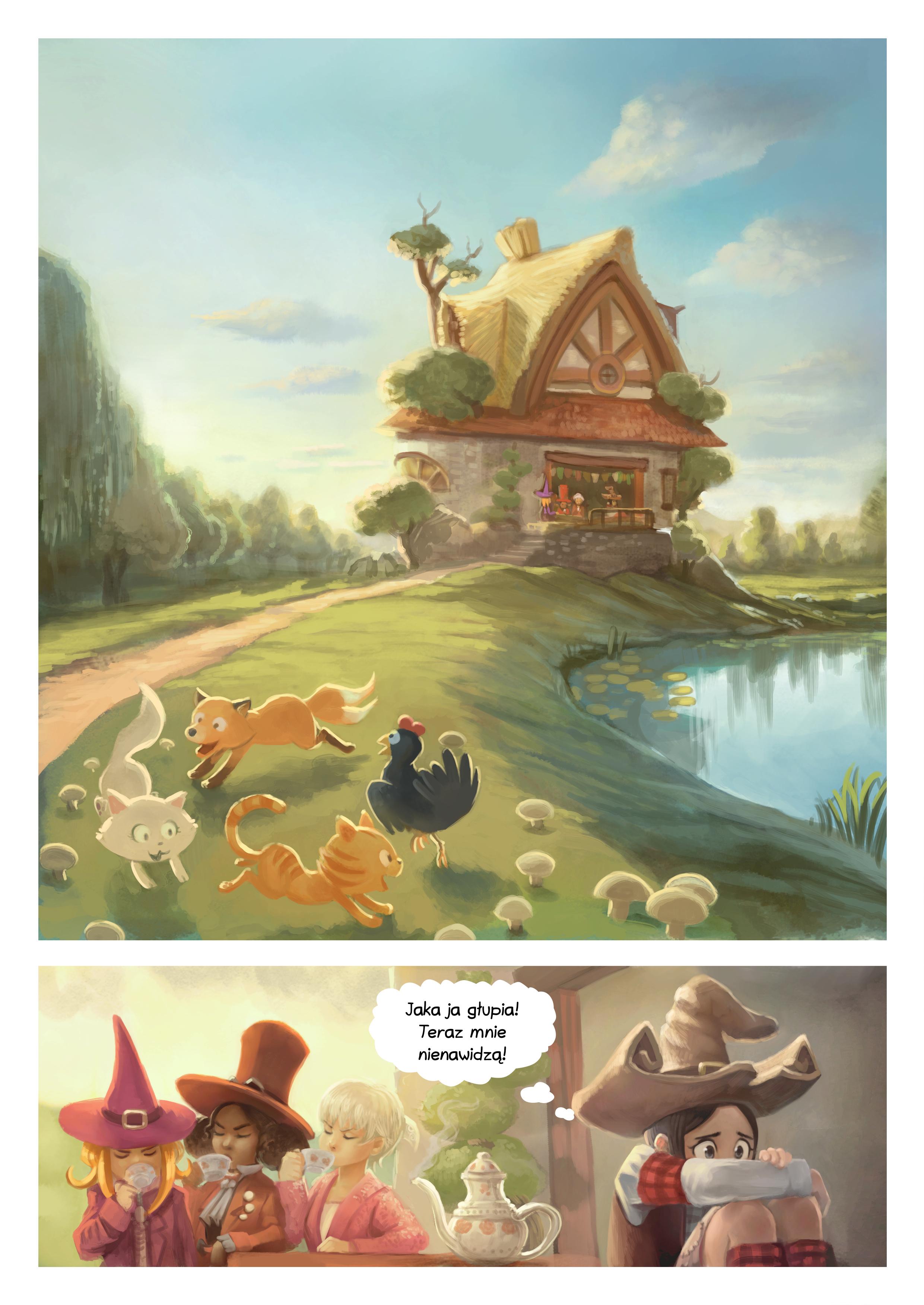 Odcinek 9: Lekarstwo, Page 3