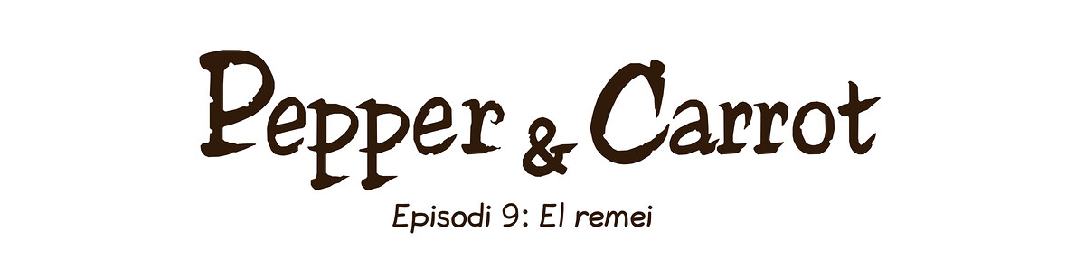 A webcomic page of Pepper&Carrot, episodi 9 [ca], pàgina 0