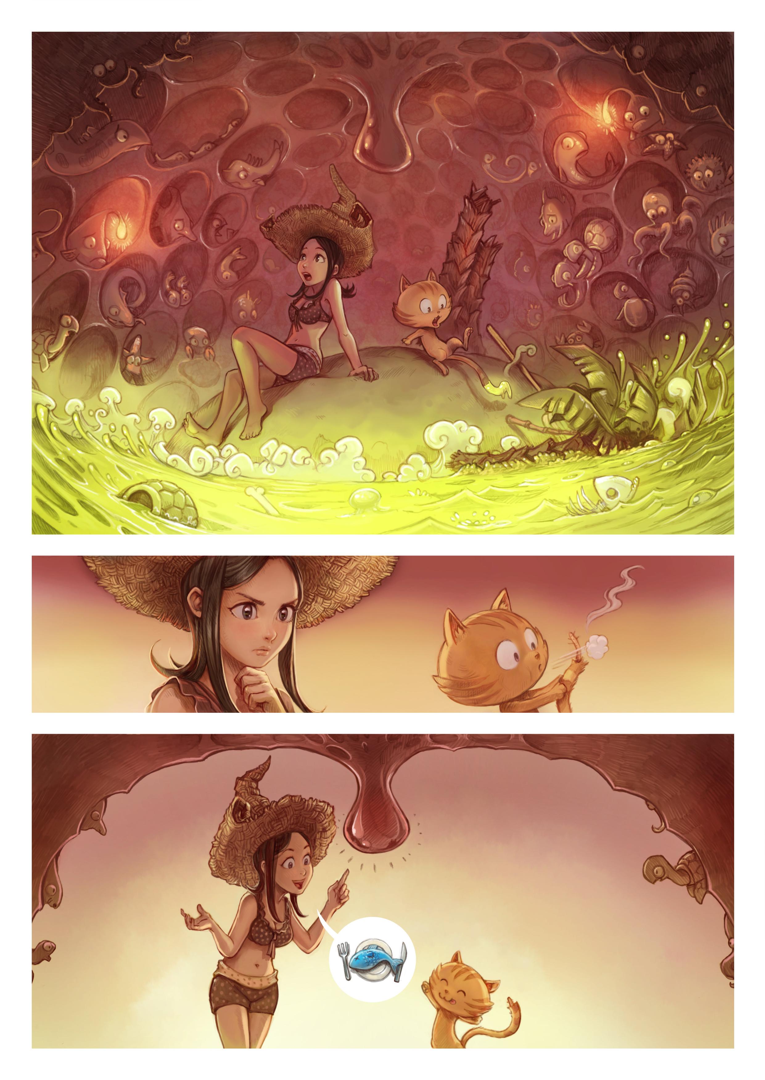 Histouère 10 : Eun Étaé Espécia !, Page 3