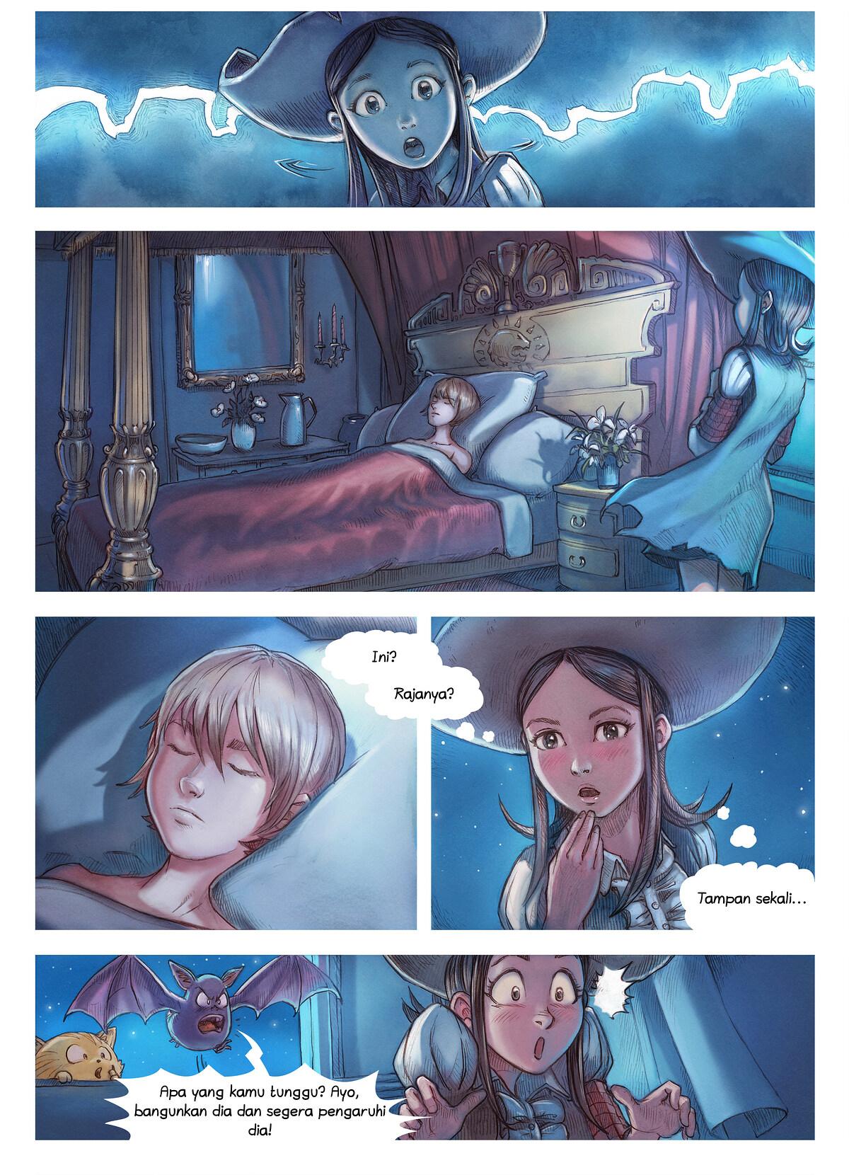 Episode 11: Penyihir Chaosah, Page 4