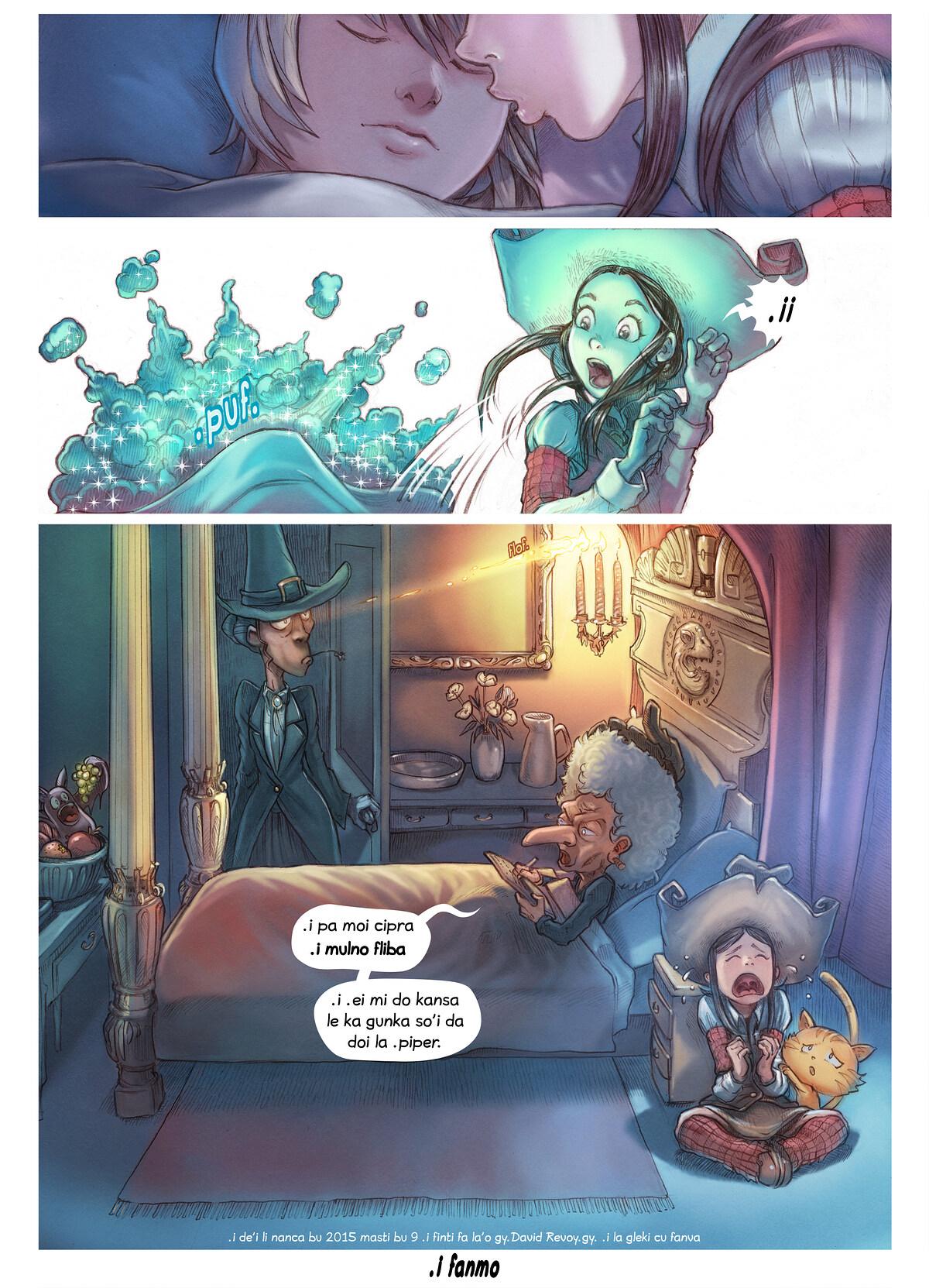 i 11 mo'o lisri le te makfa pe la kalsa, Page 6