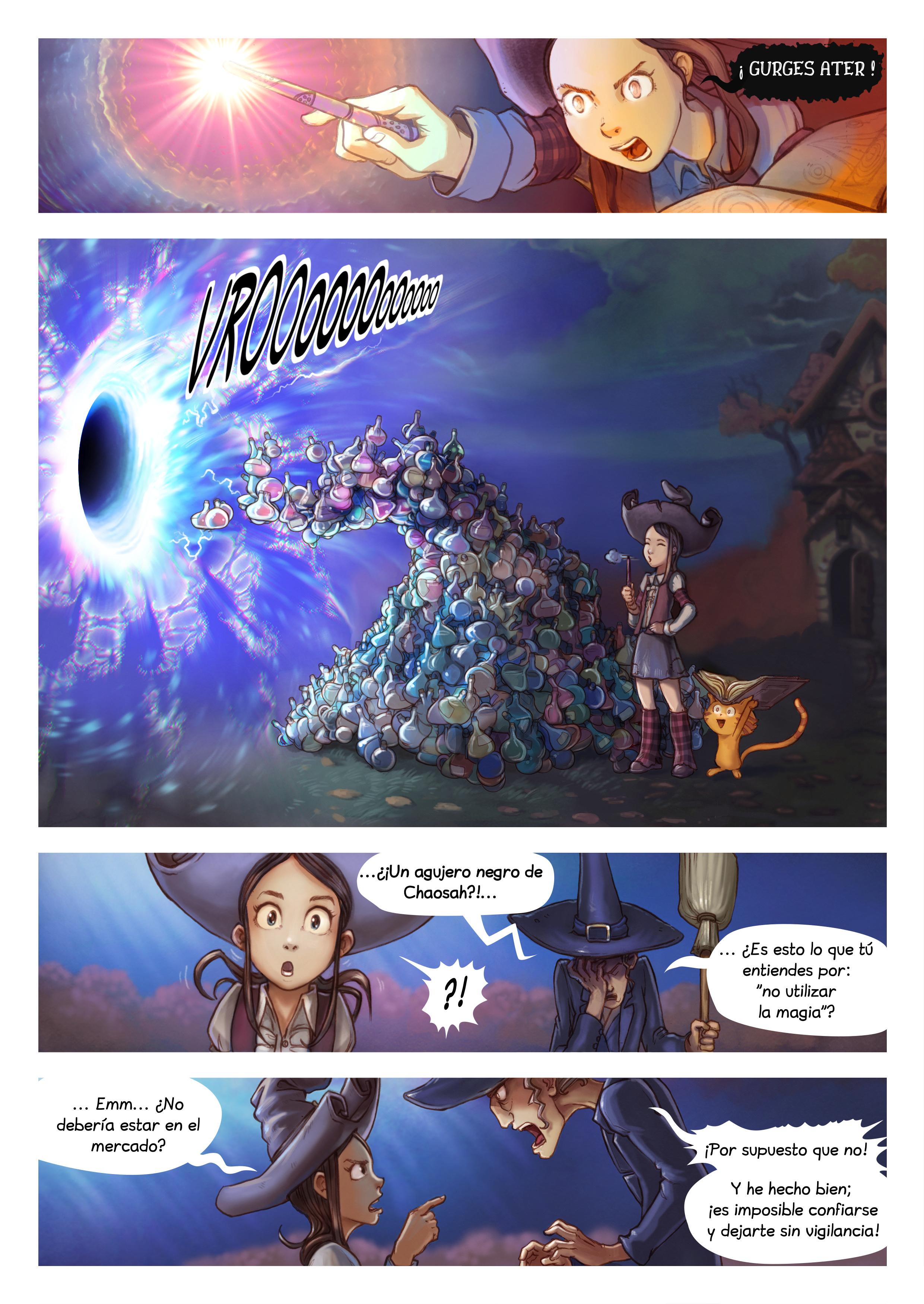 Episodio 12: Limpieza de otoño, Page 4