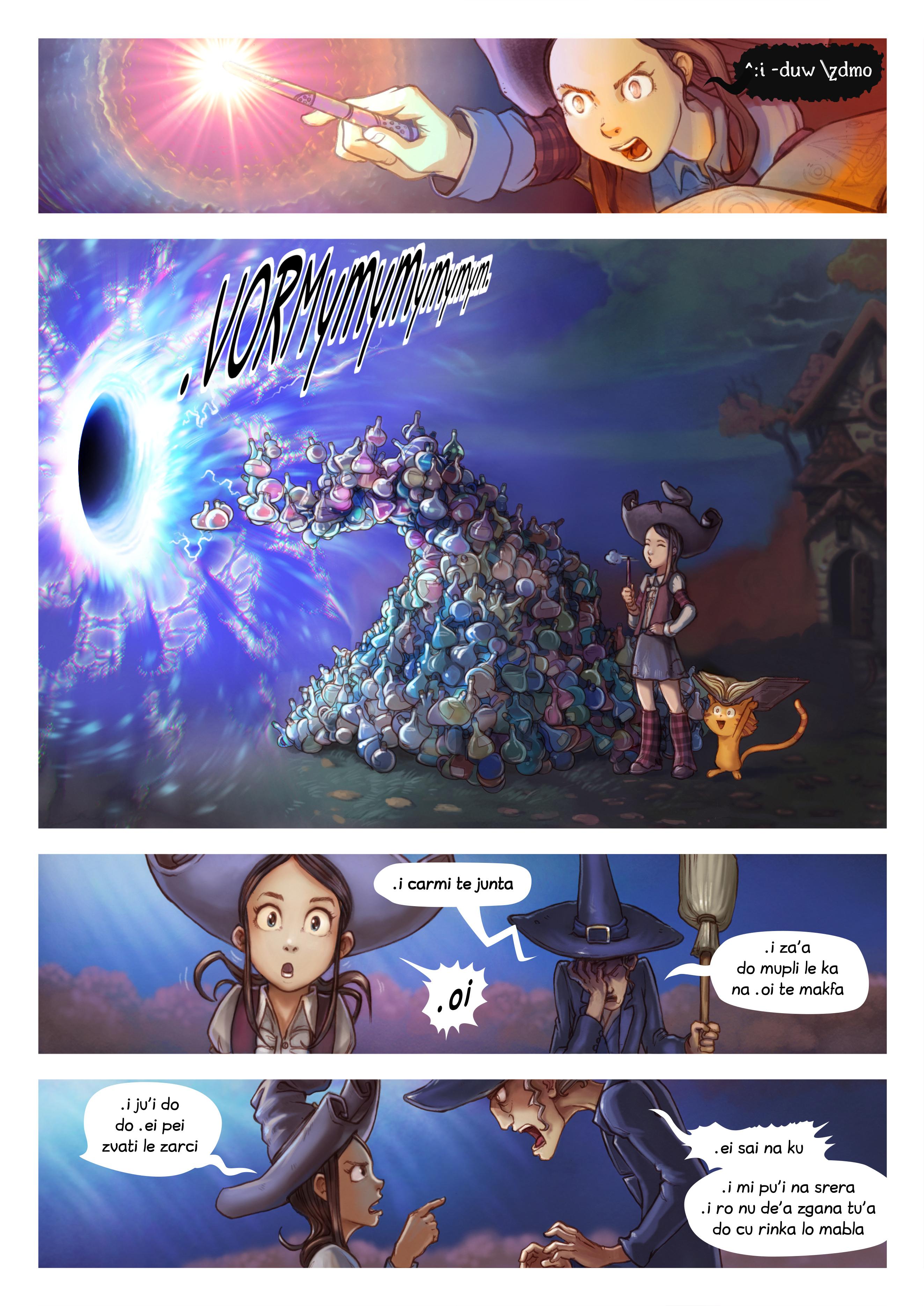 i 12 mo'o lumci ca le crisa, Page 4