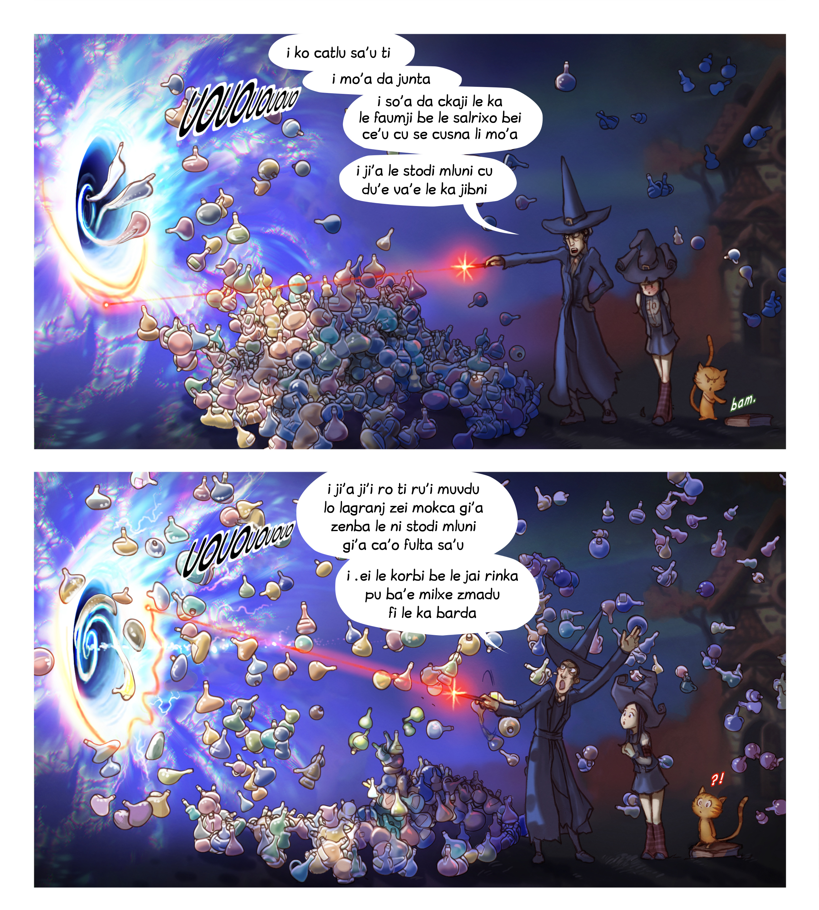 i 12 mo'o lumci ca le crisa, Page 5