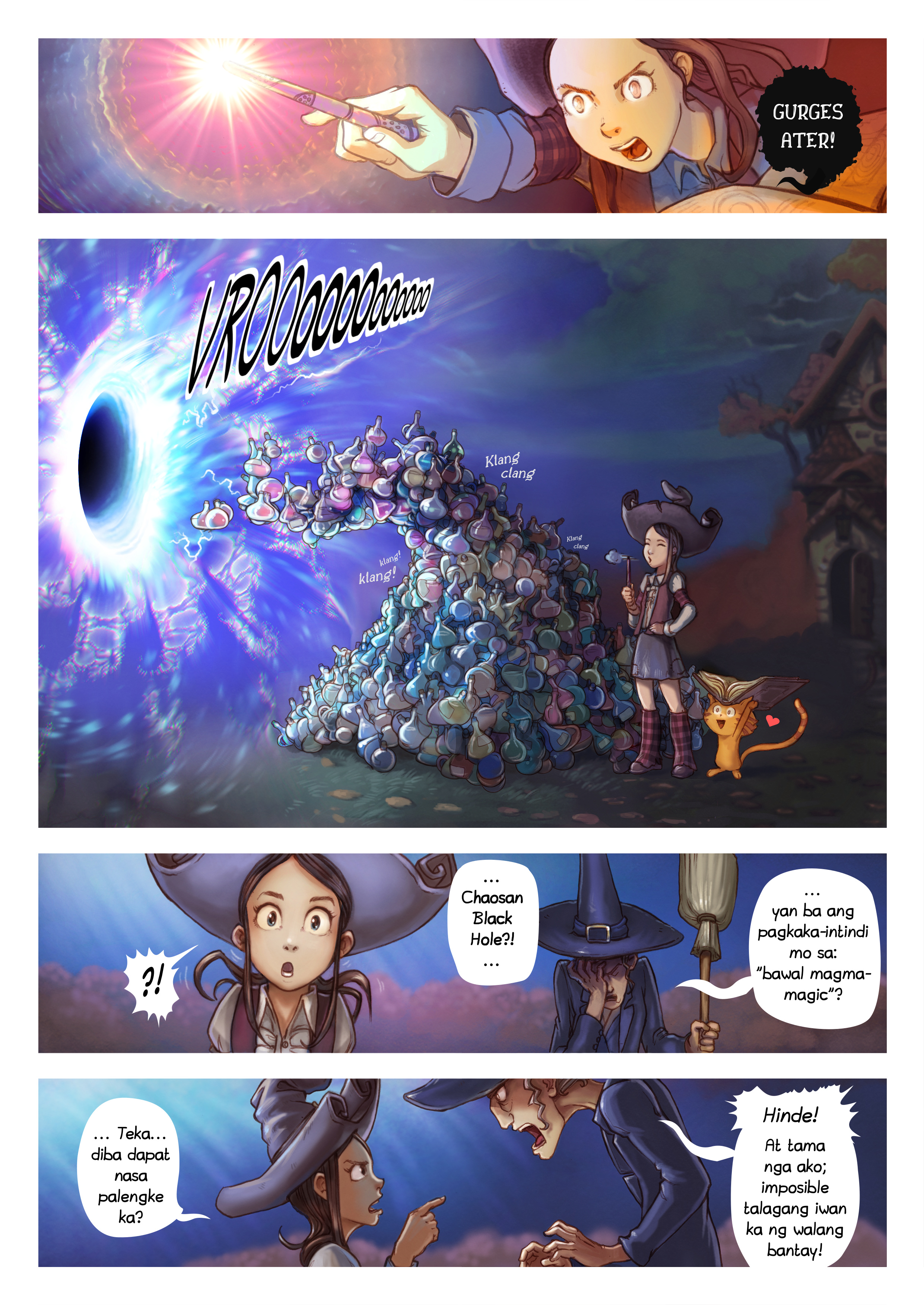 Episode 12 : Autumn Clearout, Page 4