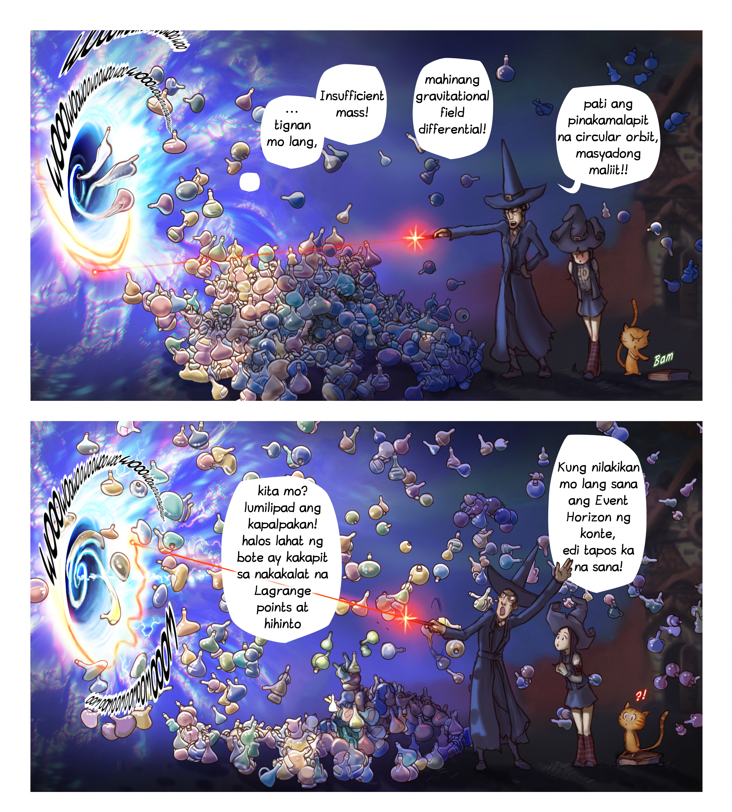 Episode 12 : Autumn Clearout, Page 5