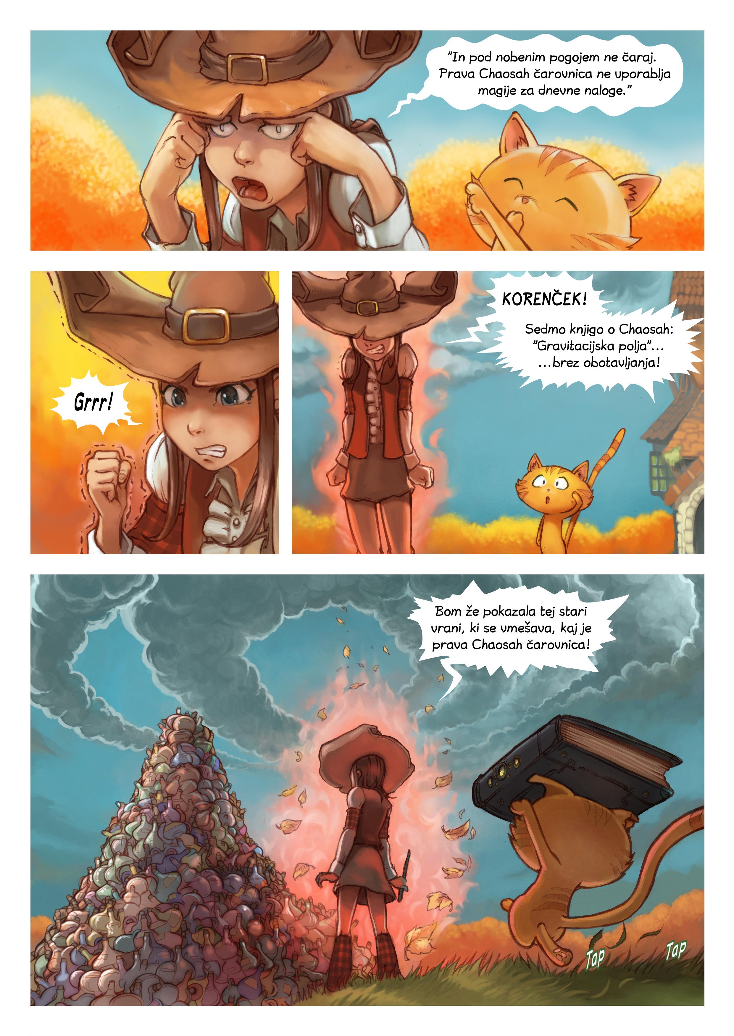 Epizoda 12: Jesensko čiščenje, Page 3