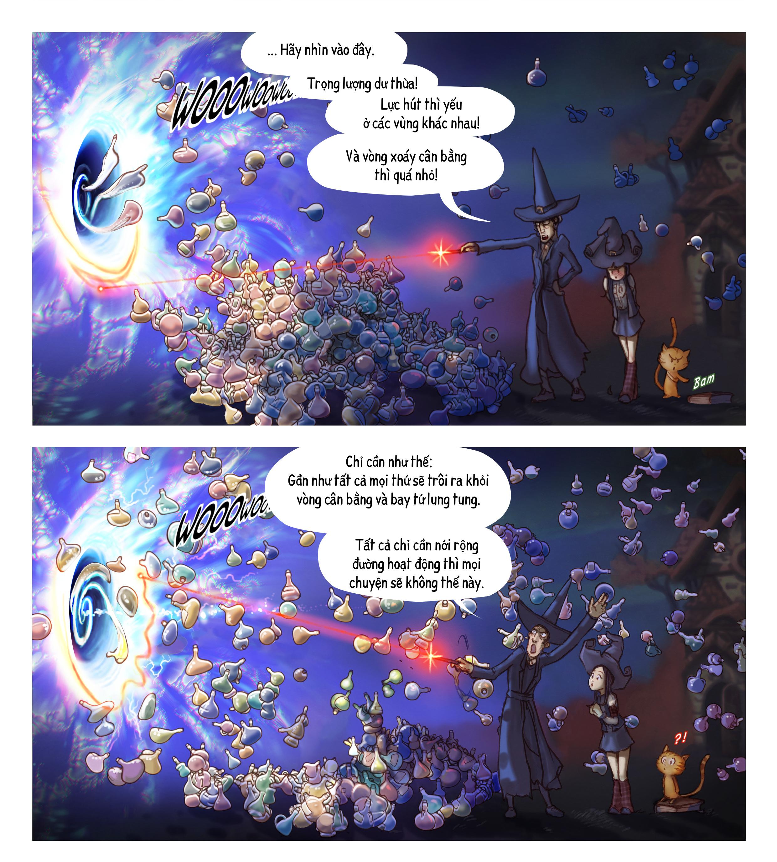 Tập 12: Dọn Dẹp Cuối Thu, Trang 5