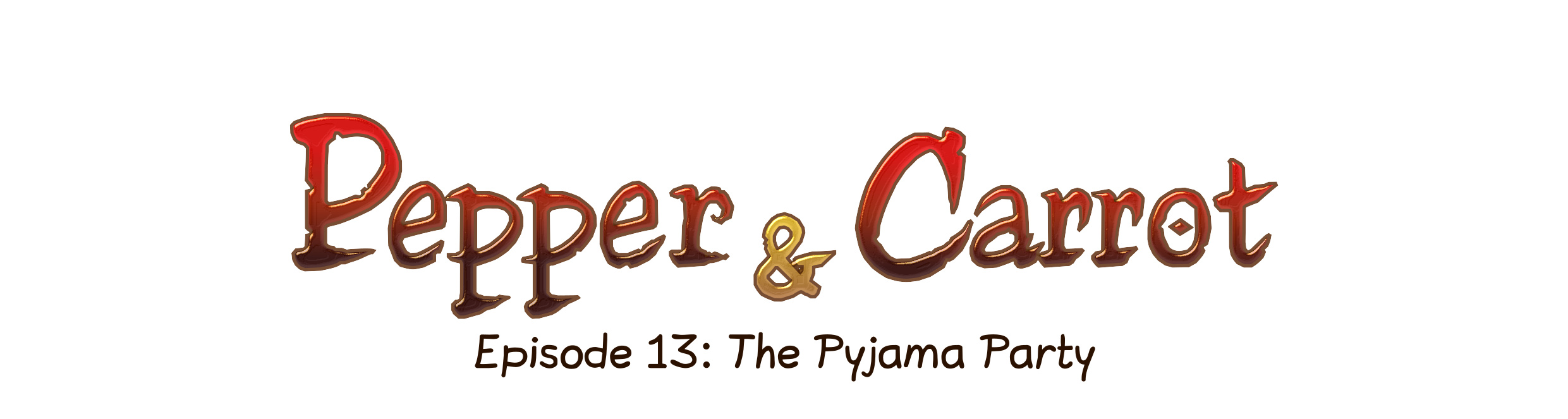 Episode 13: The Pyjama Party