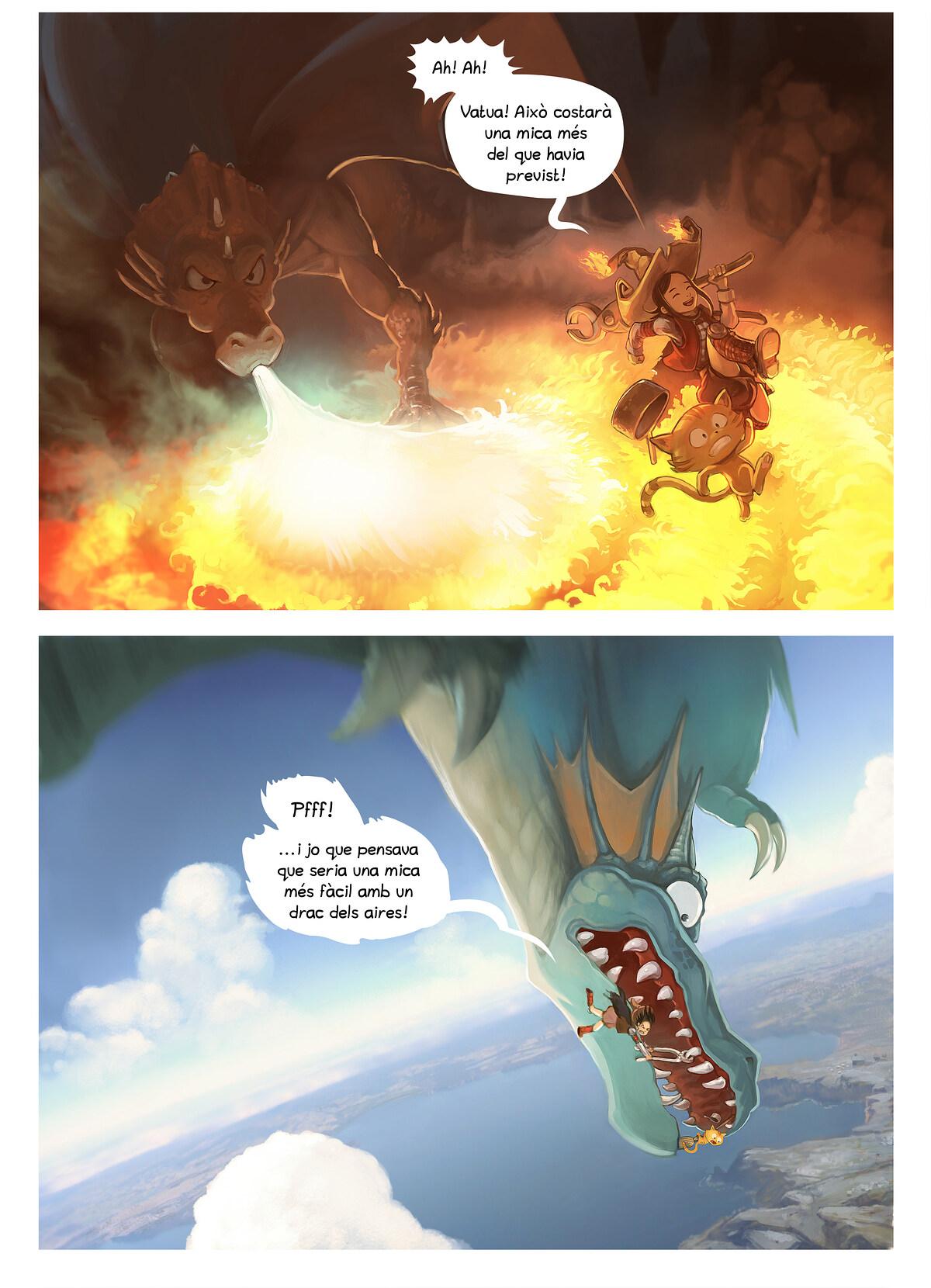 A webcomic page of Pepper&Carrot, episodi 14 [ca], pàgina 3