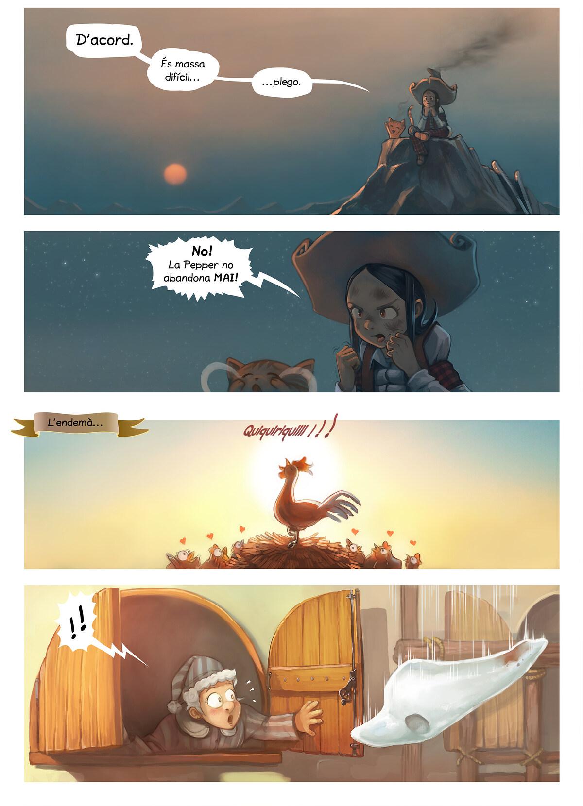 A webcomic page of Pepper&Carrot, episodi 14 [ca], pàgina 5