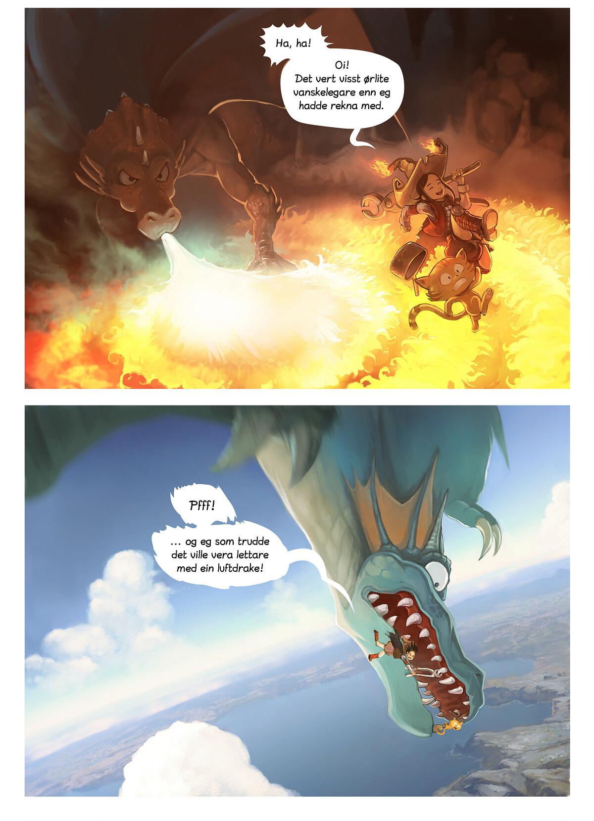 Episode 14: Draketanna, Side 3