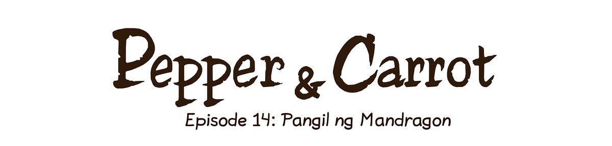 Episode 14: Pangil ng Mandragon